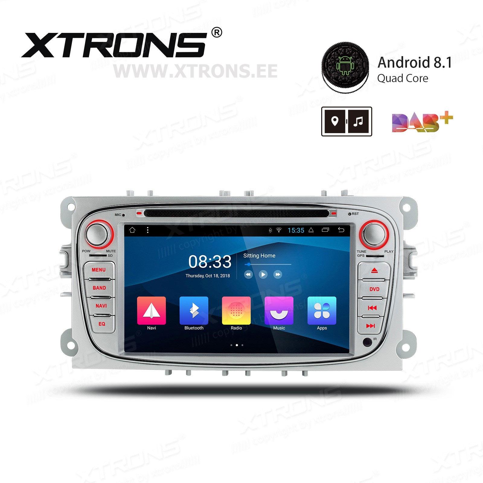 XTRONS PC78FSF-S