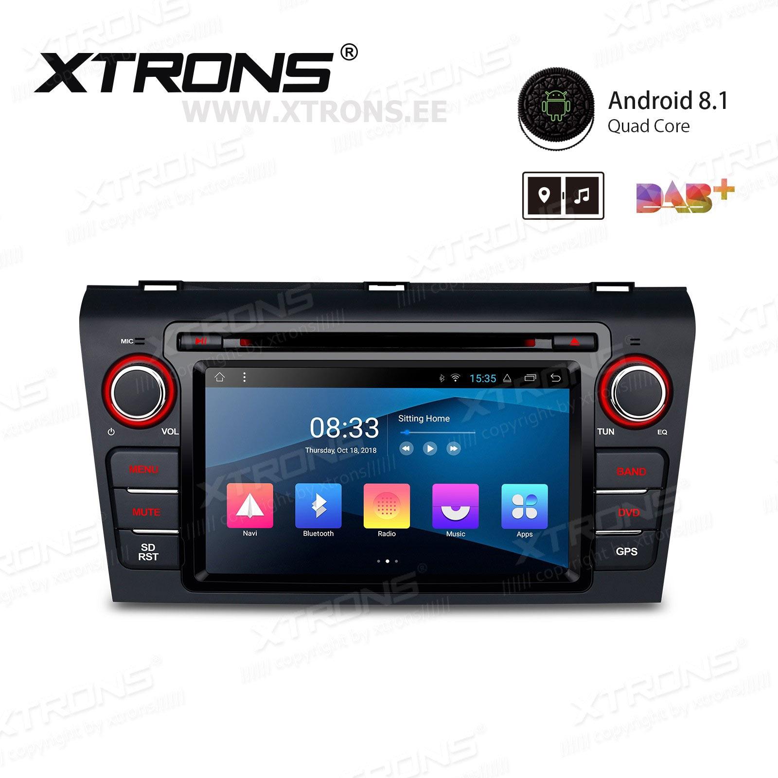 XTRONS PC78M3M