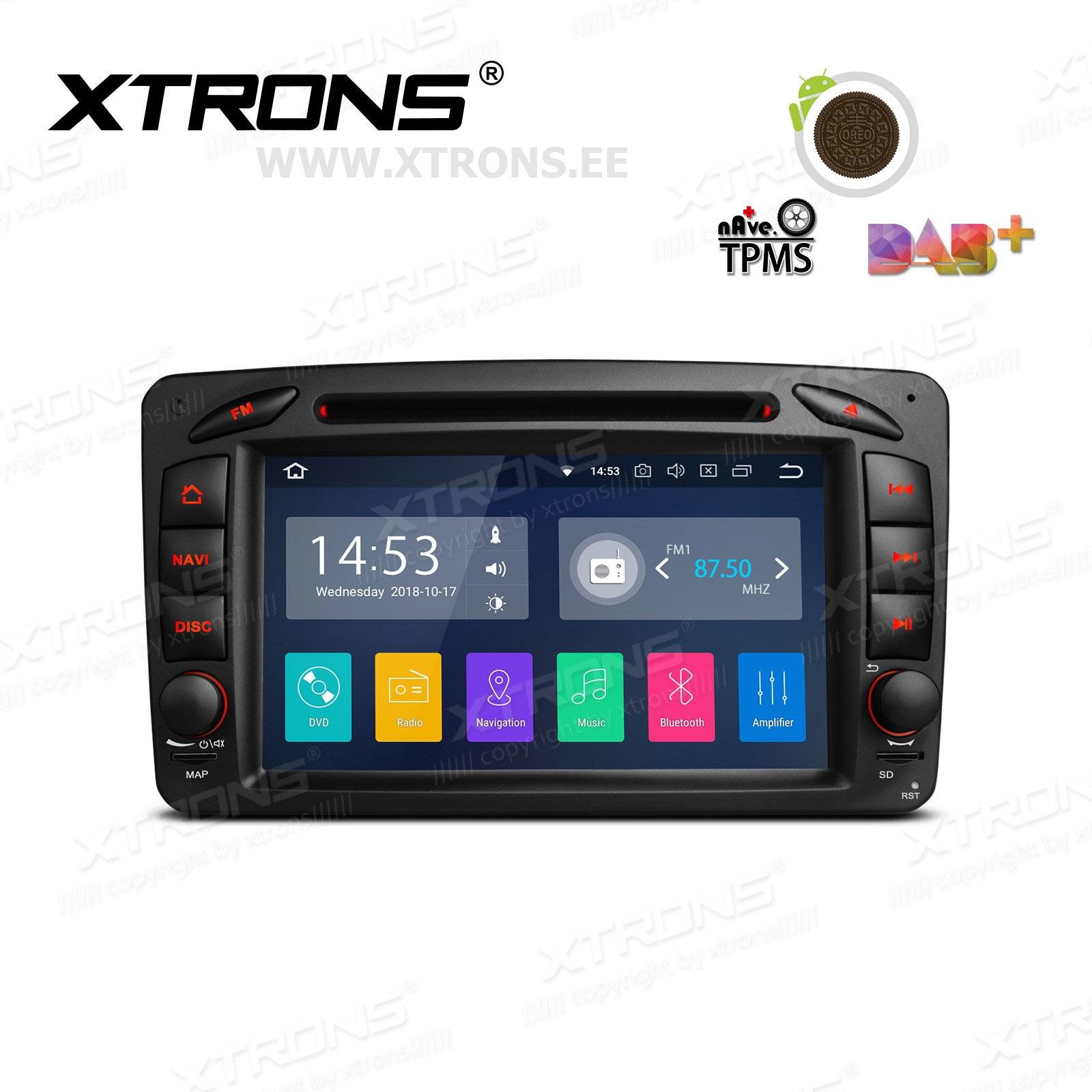 XTRONS PA78M203IP