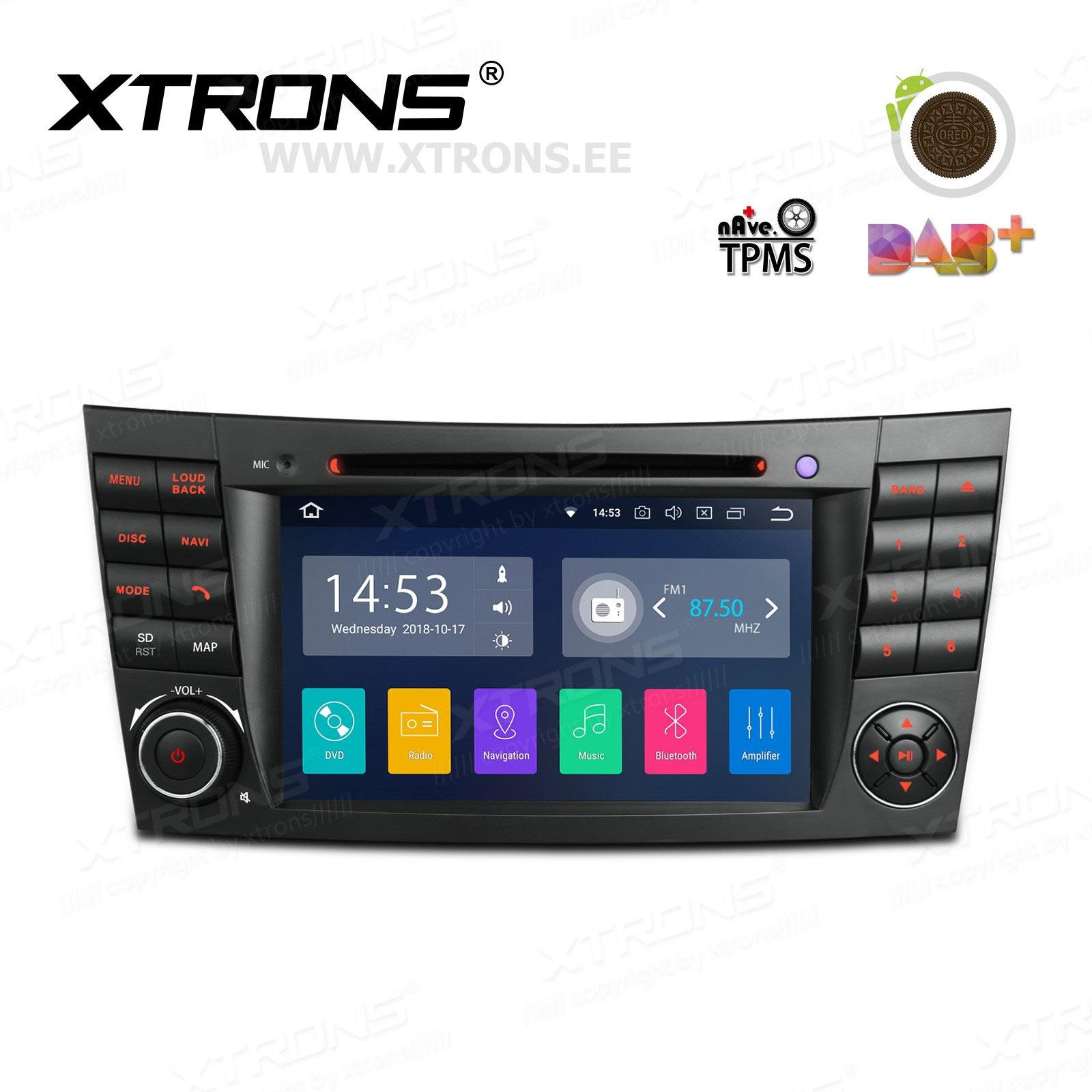 XTRONS PA78M211IP
