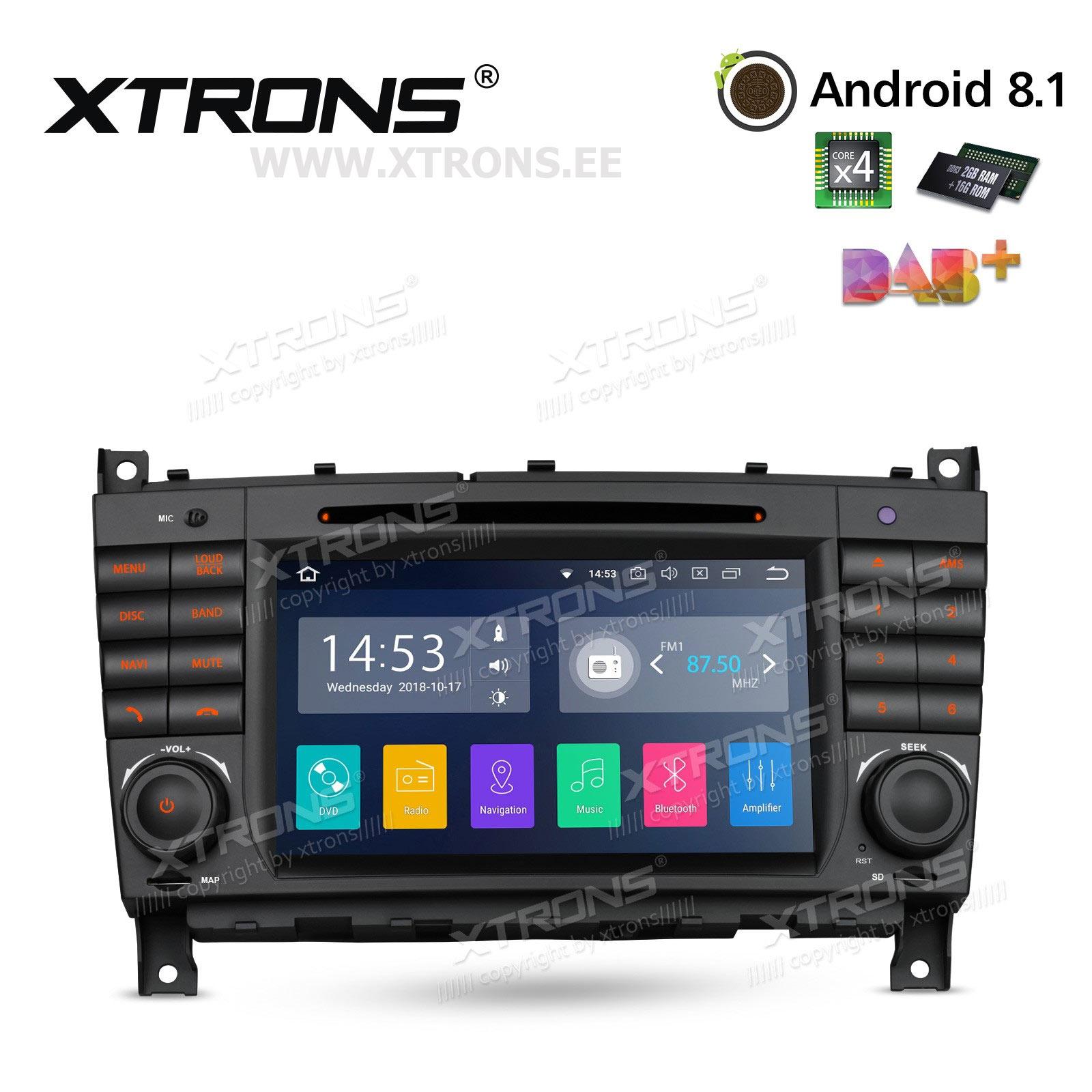 XTRONS PA78M209IP