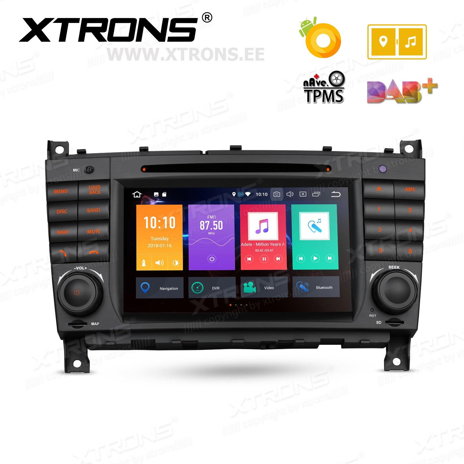 XTRONS PB78M209P