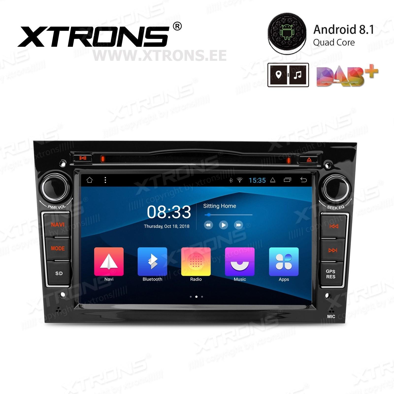 XTRONS PC78OLO-B
