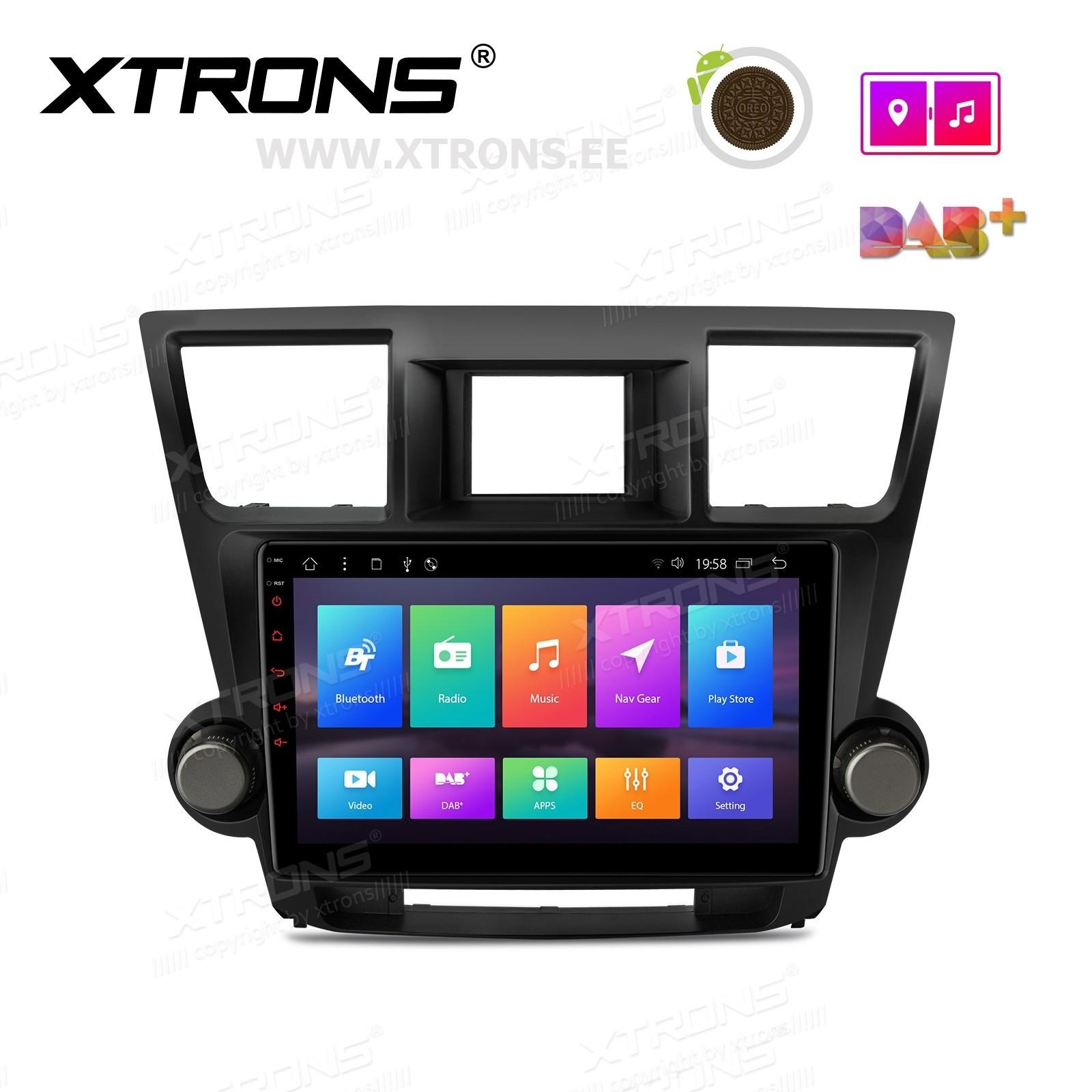 XTRONS PR18HDTL