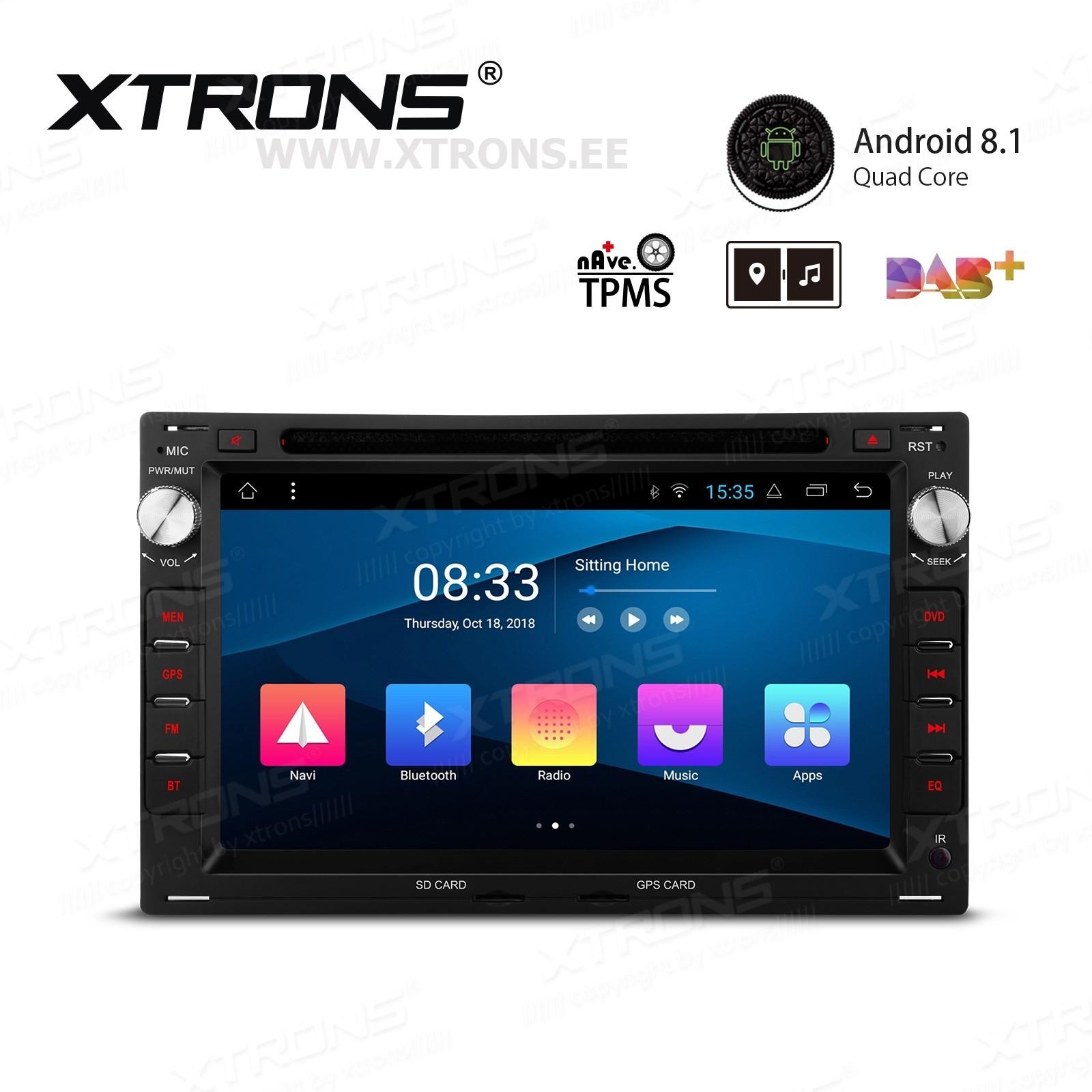 XTRONS PC78MTW