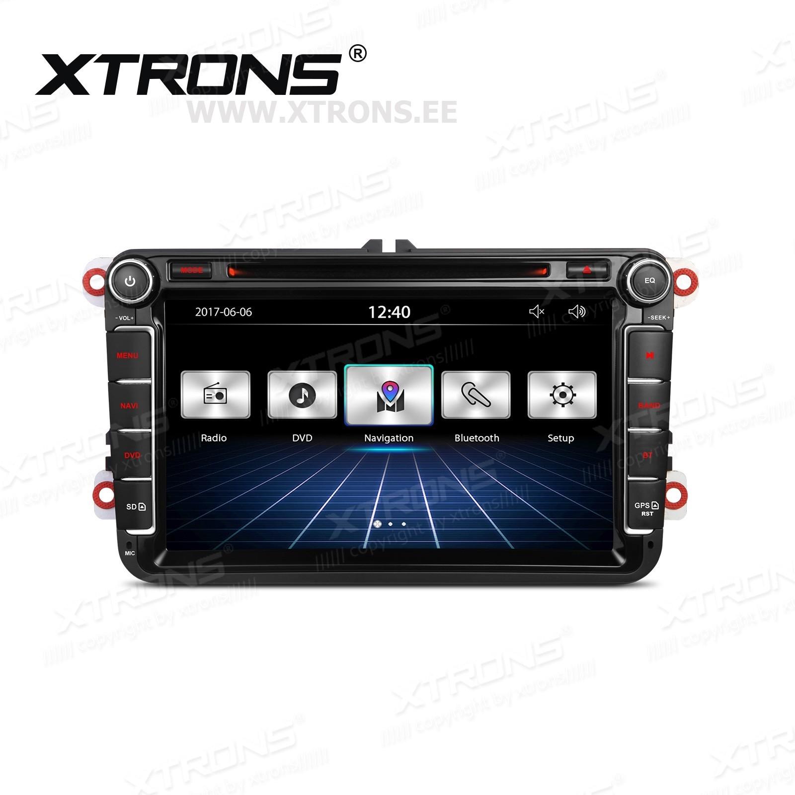XTRONS PF81MTVST