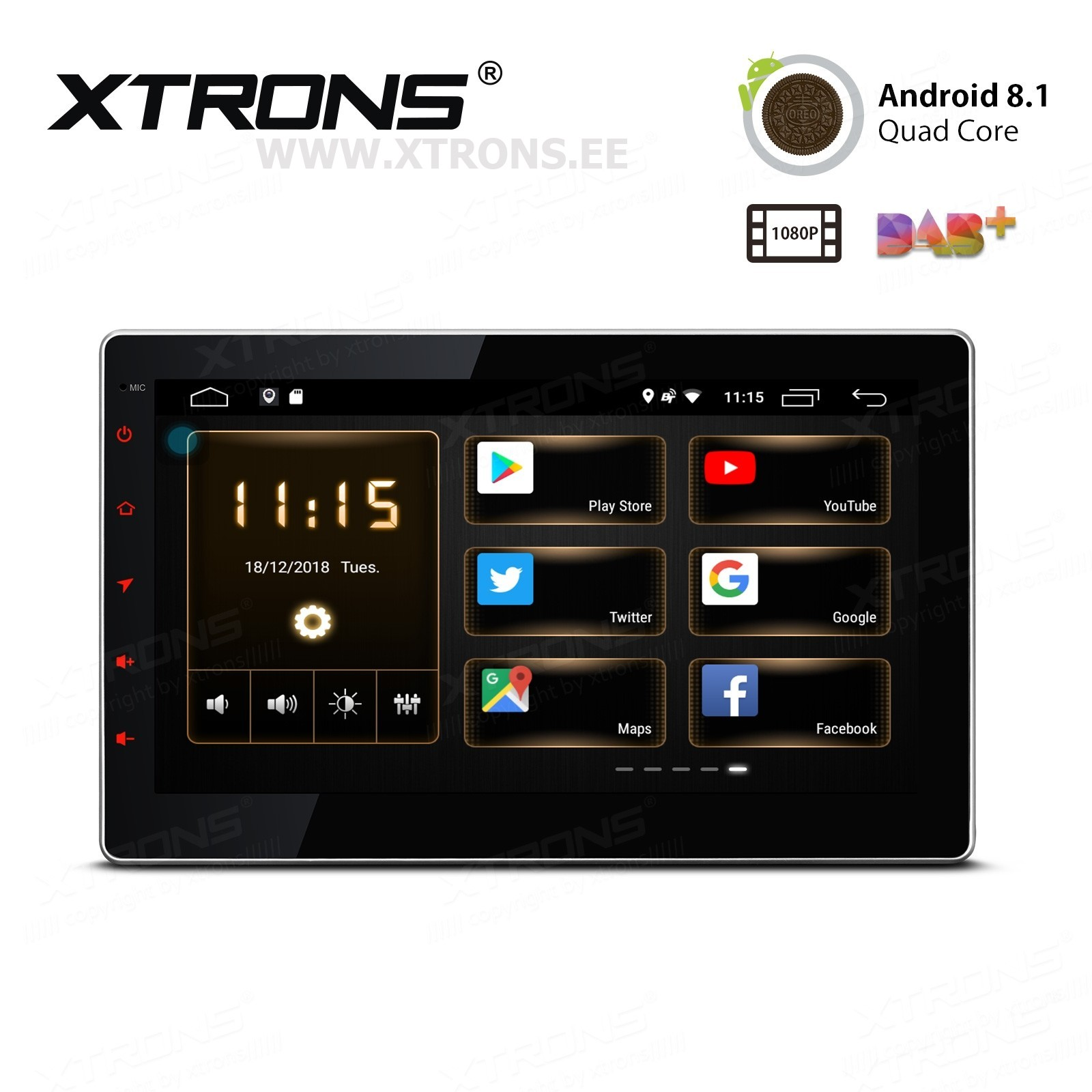 XTRONS TS119L