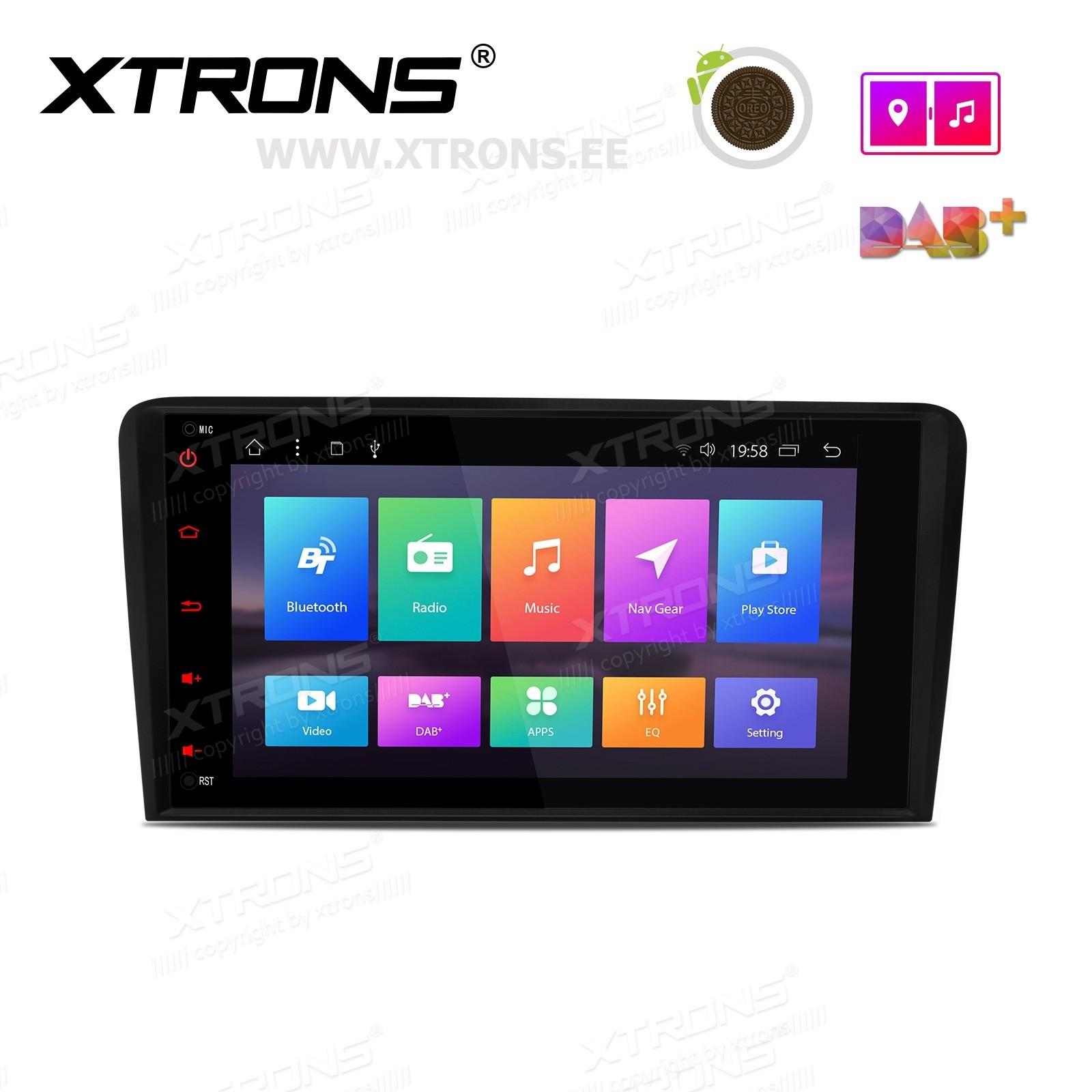 XTRONS PR88A3AL