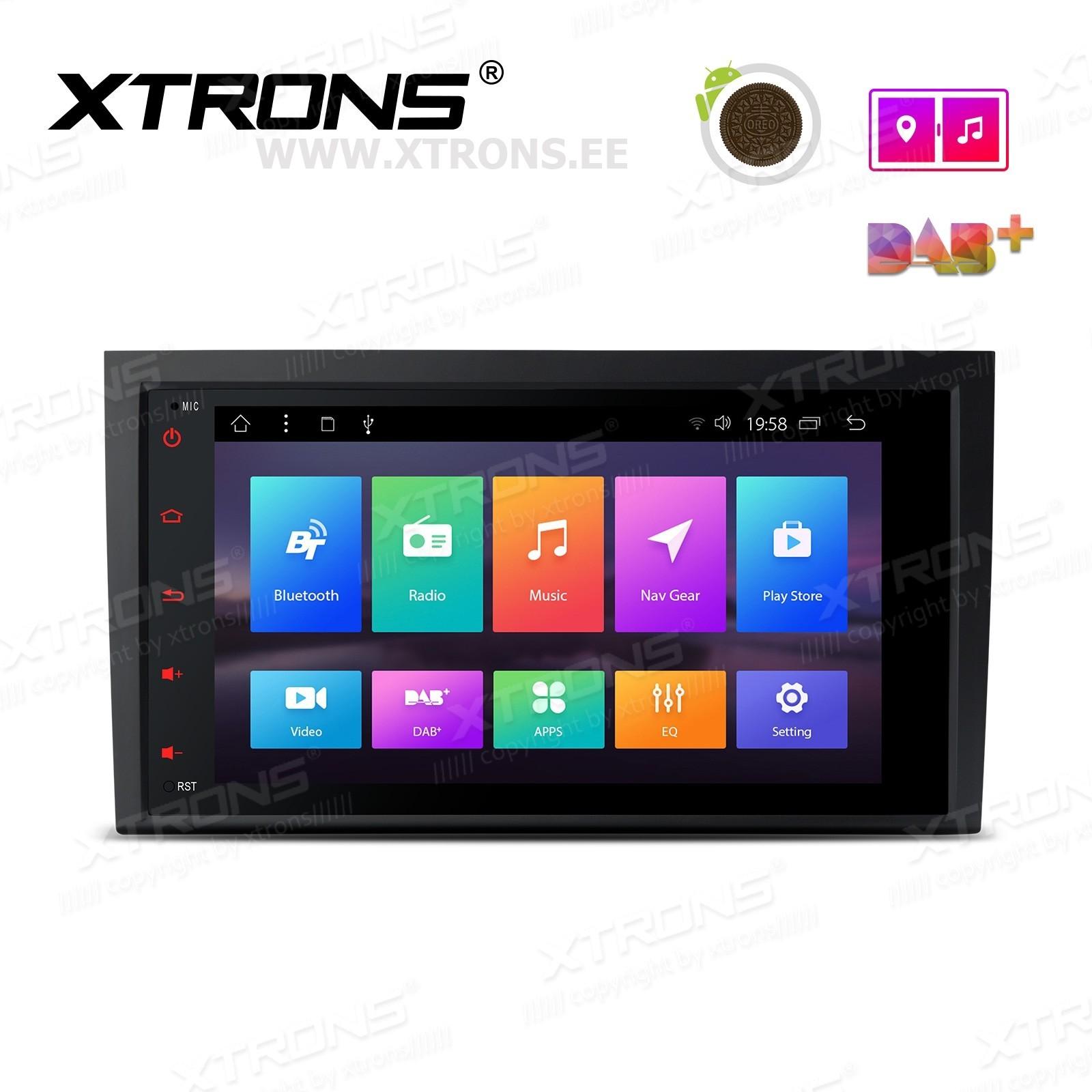 XTRONS PR88A4AL