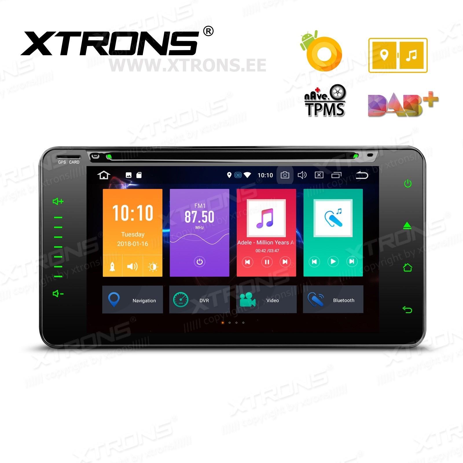 XTRONS PB78HGTIP
