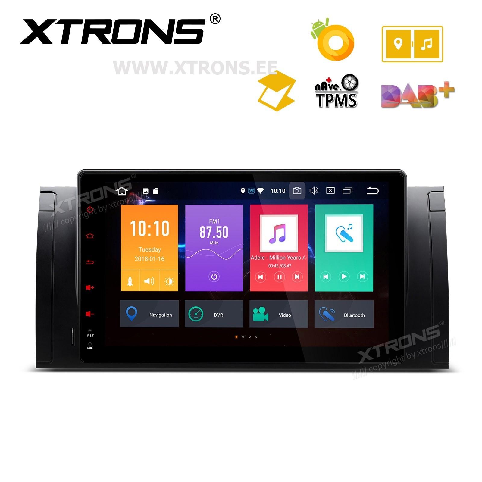 XTRONS PE9853BIPL