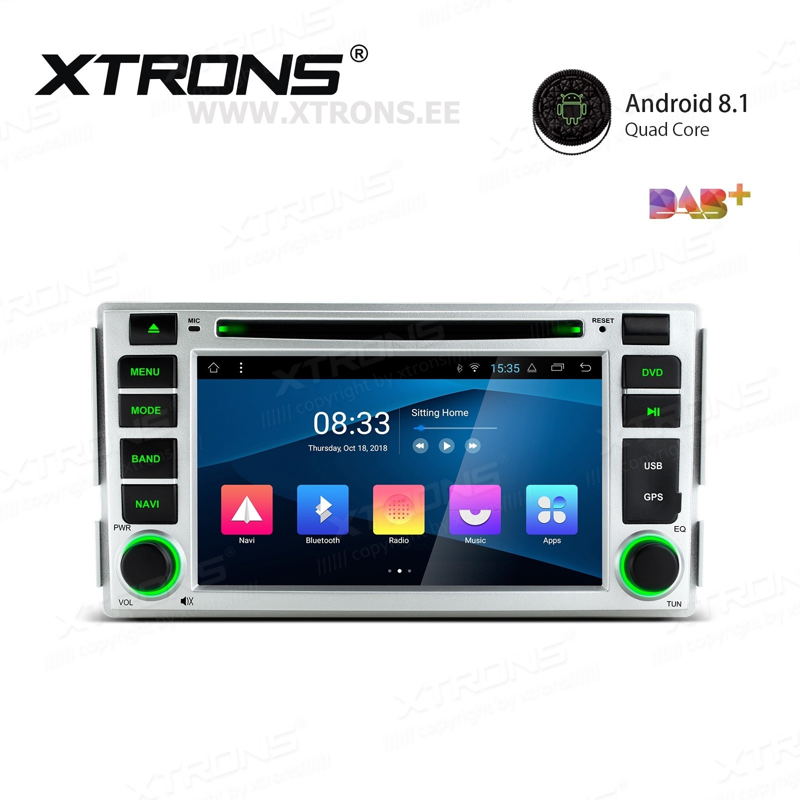XTRONS PC68SFHX