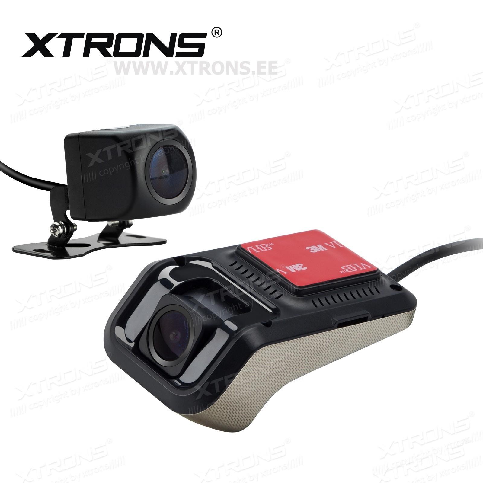 XTRONS DVR027