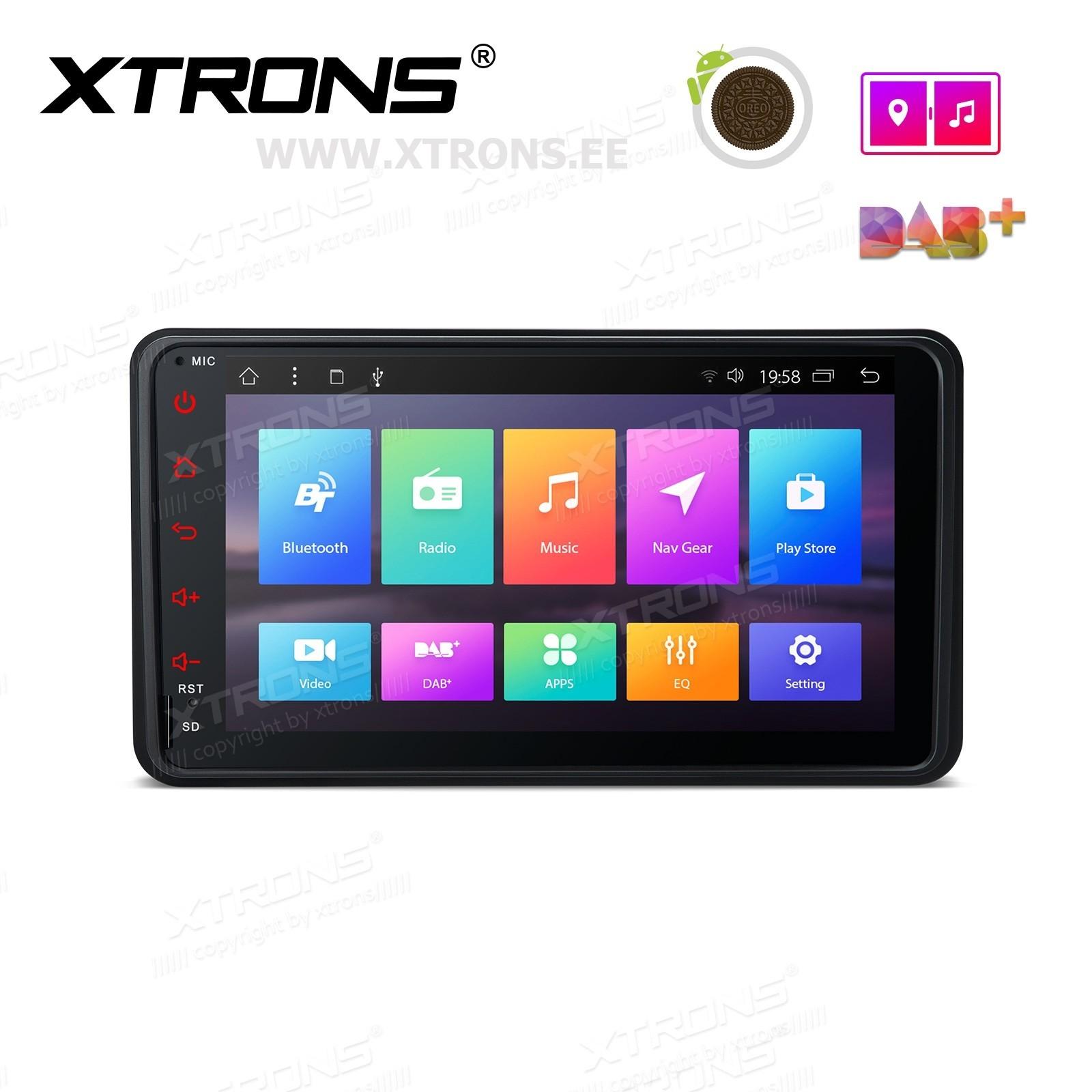 XTRONS PR78JMSL