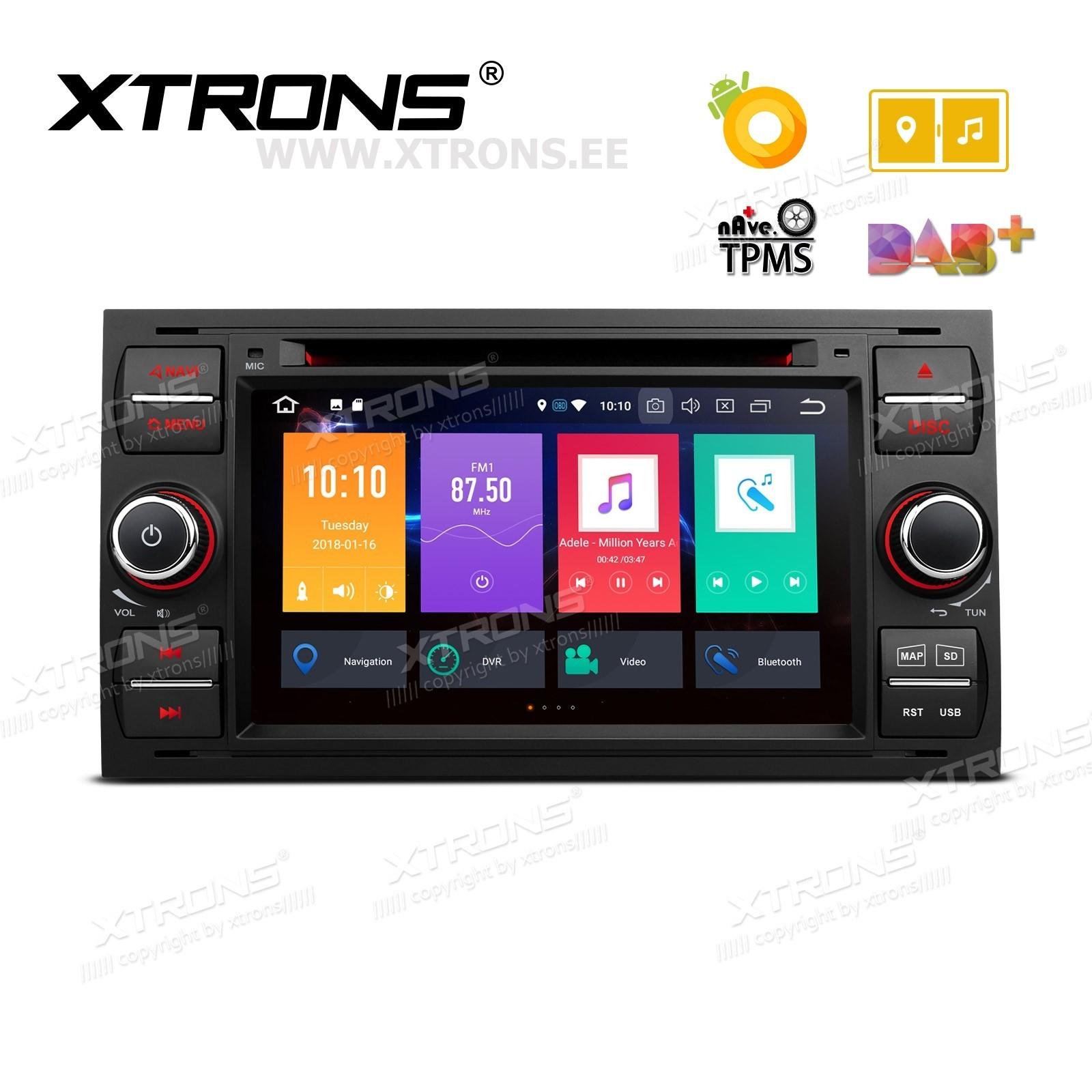 XTRONS PB78QSFIP-B