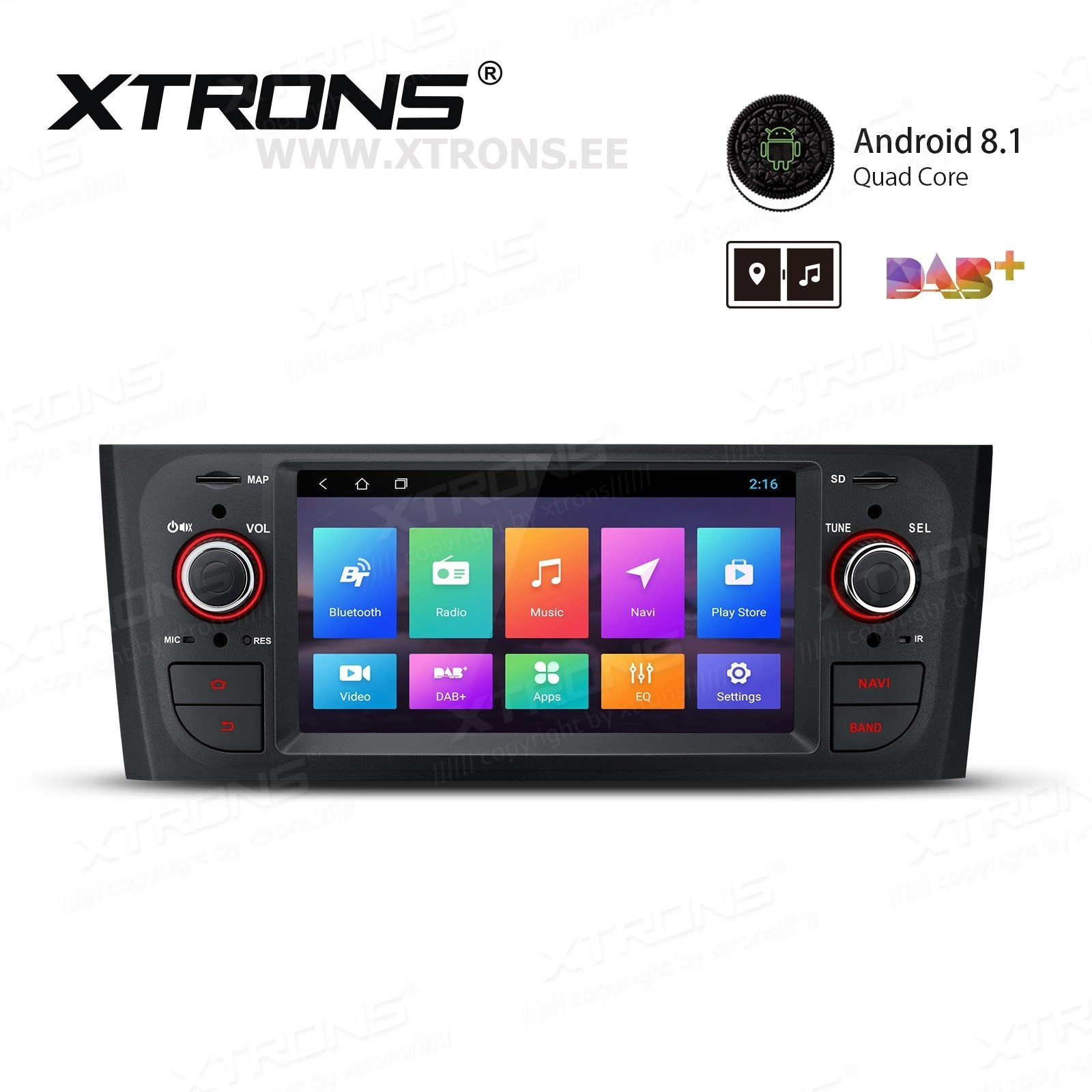 XTRONS PC68PTFL