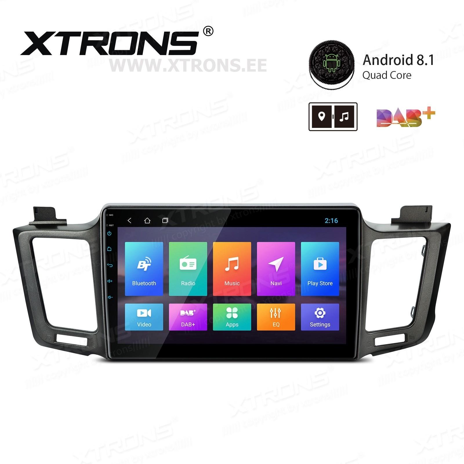 XTRONS PC18RVTL