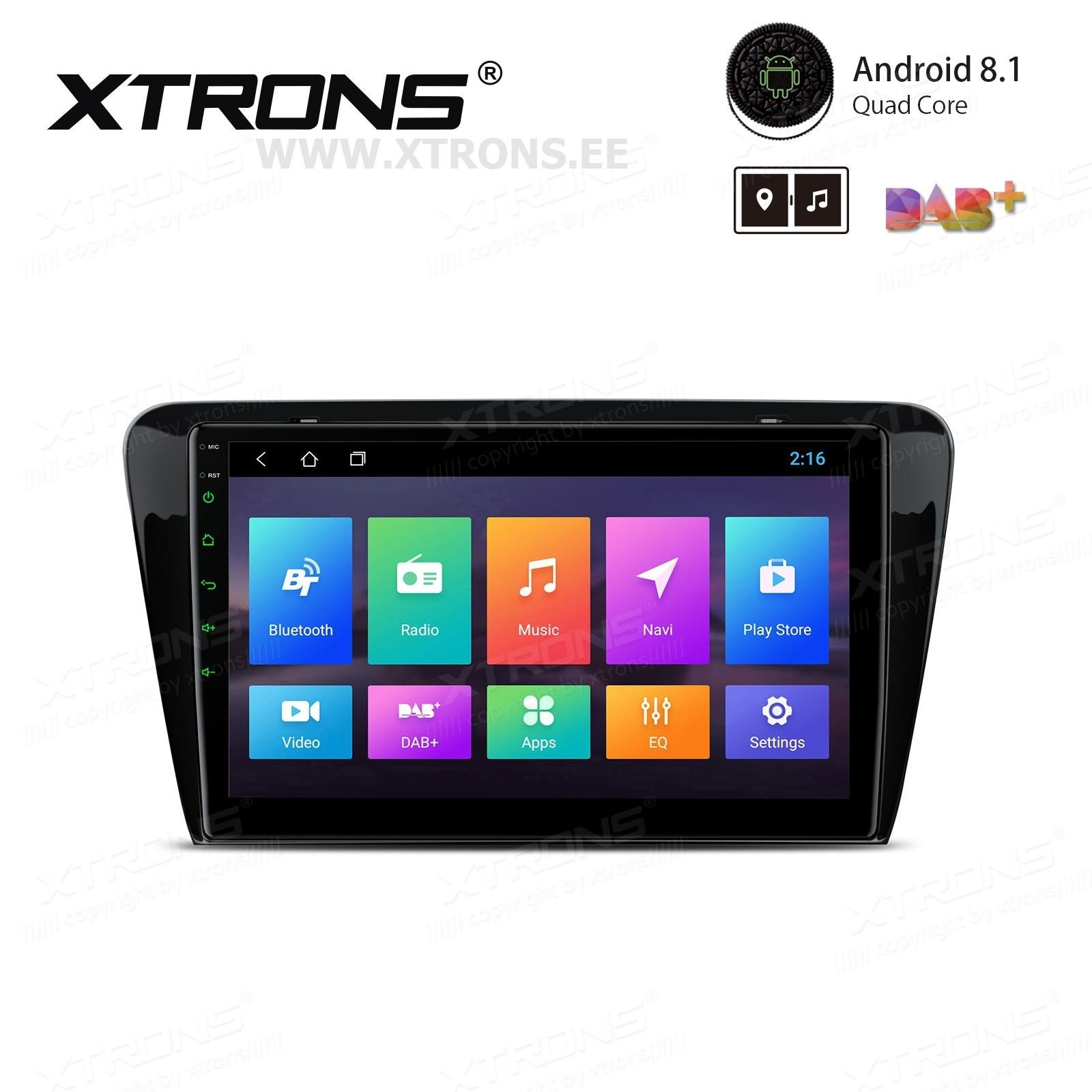 XTRONS PC18OTSL