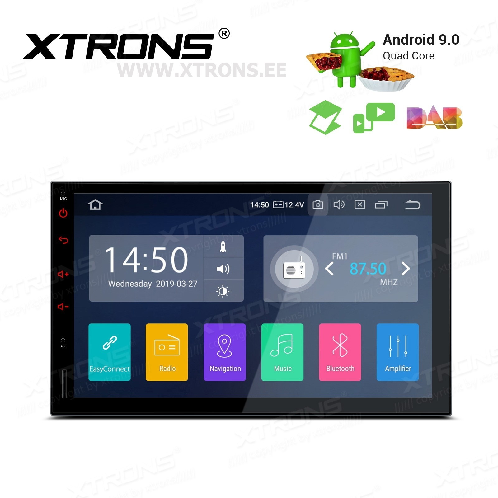 XTRONS TA709IPL