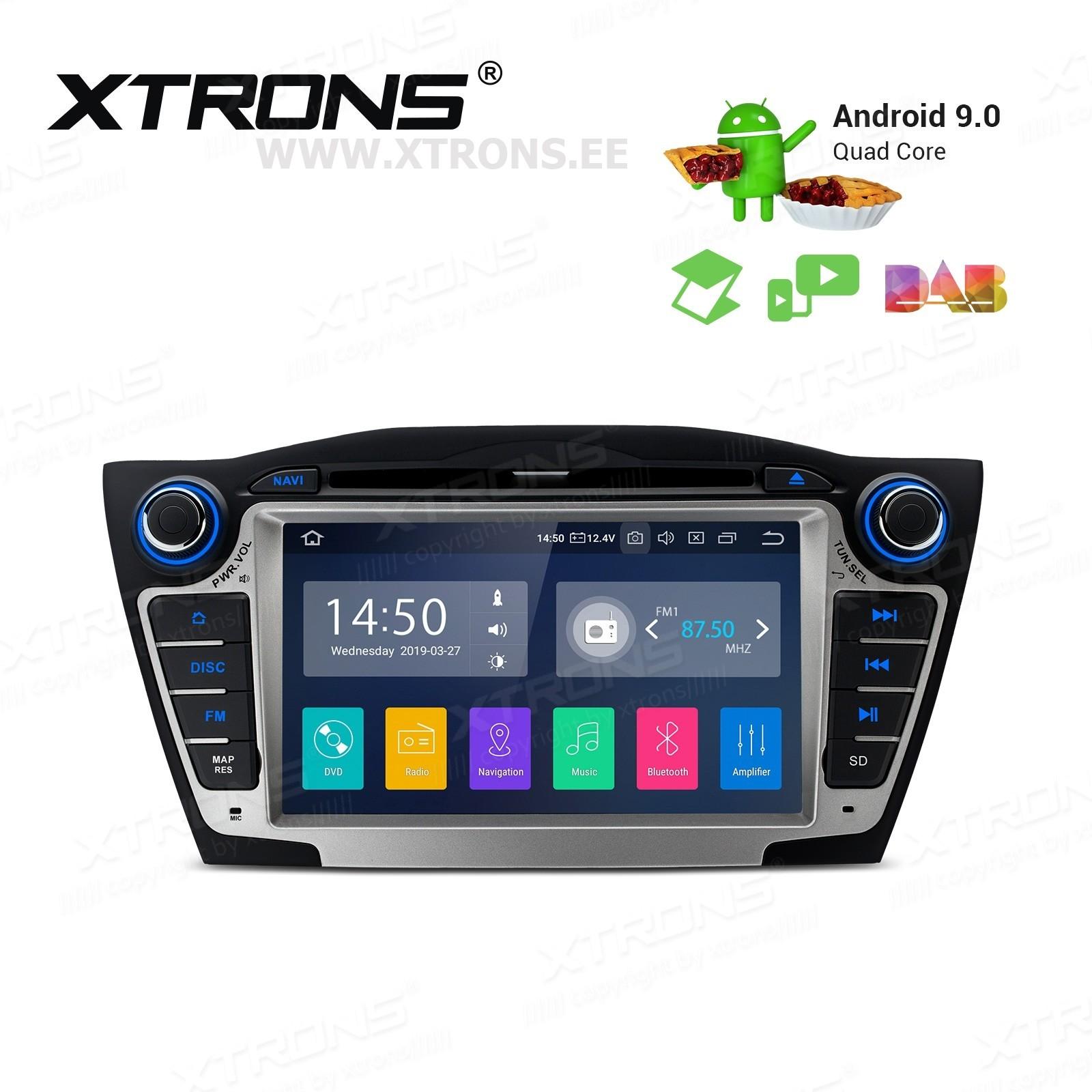 XTRONS PA7935HIP