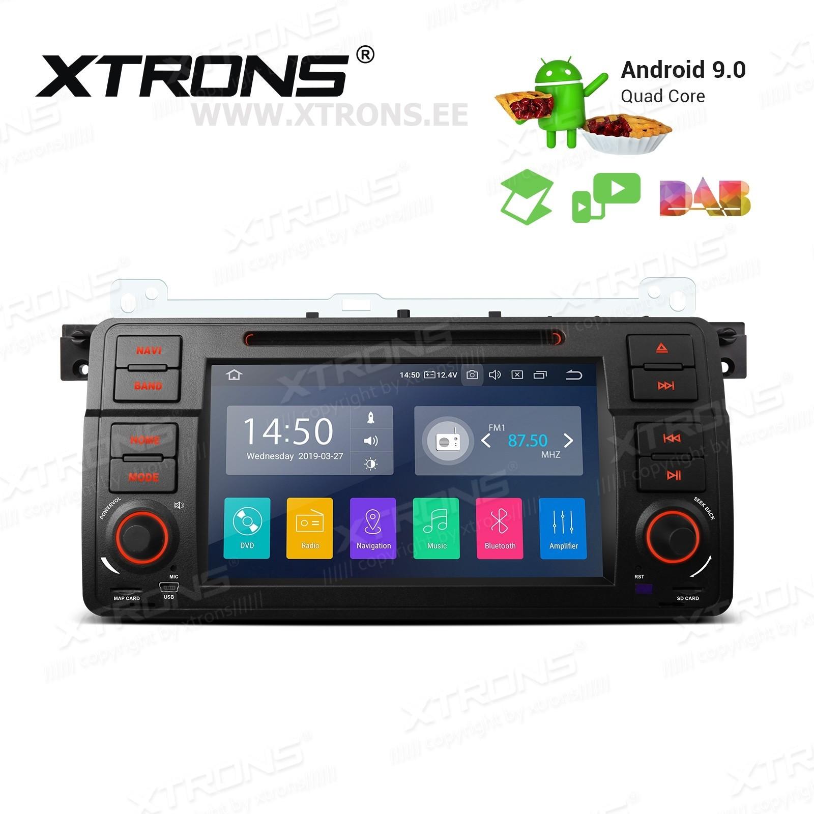 XTRONS PA7946BIP