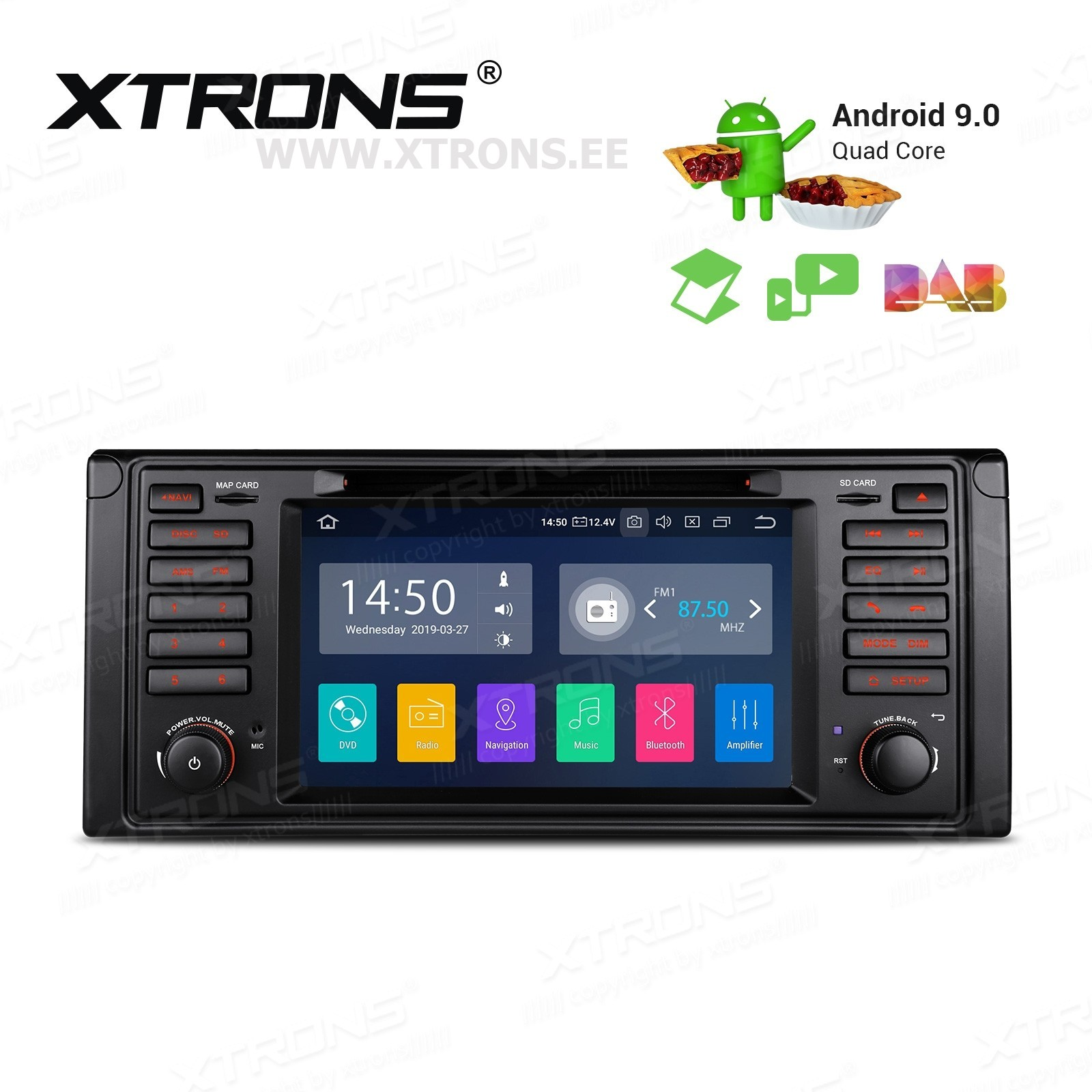 XTRONS PA7939BIP