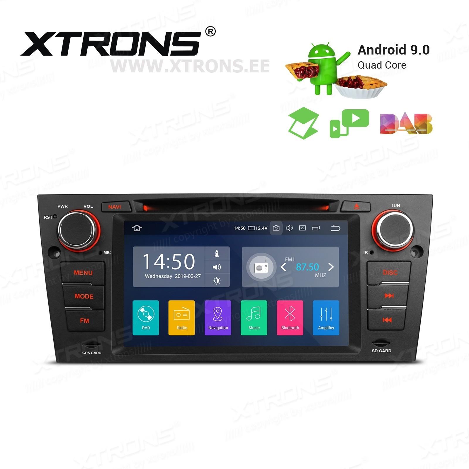 XTRONS PA7990BIP