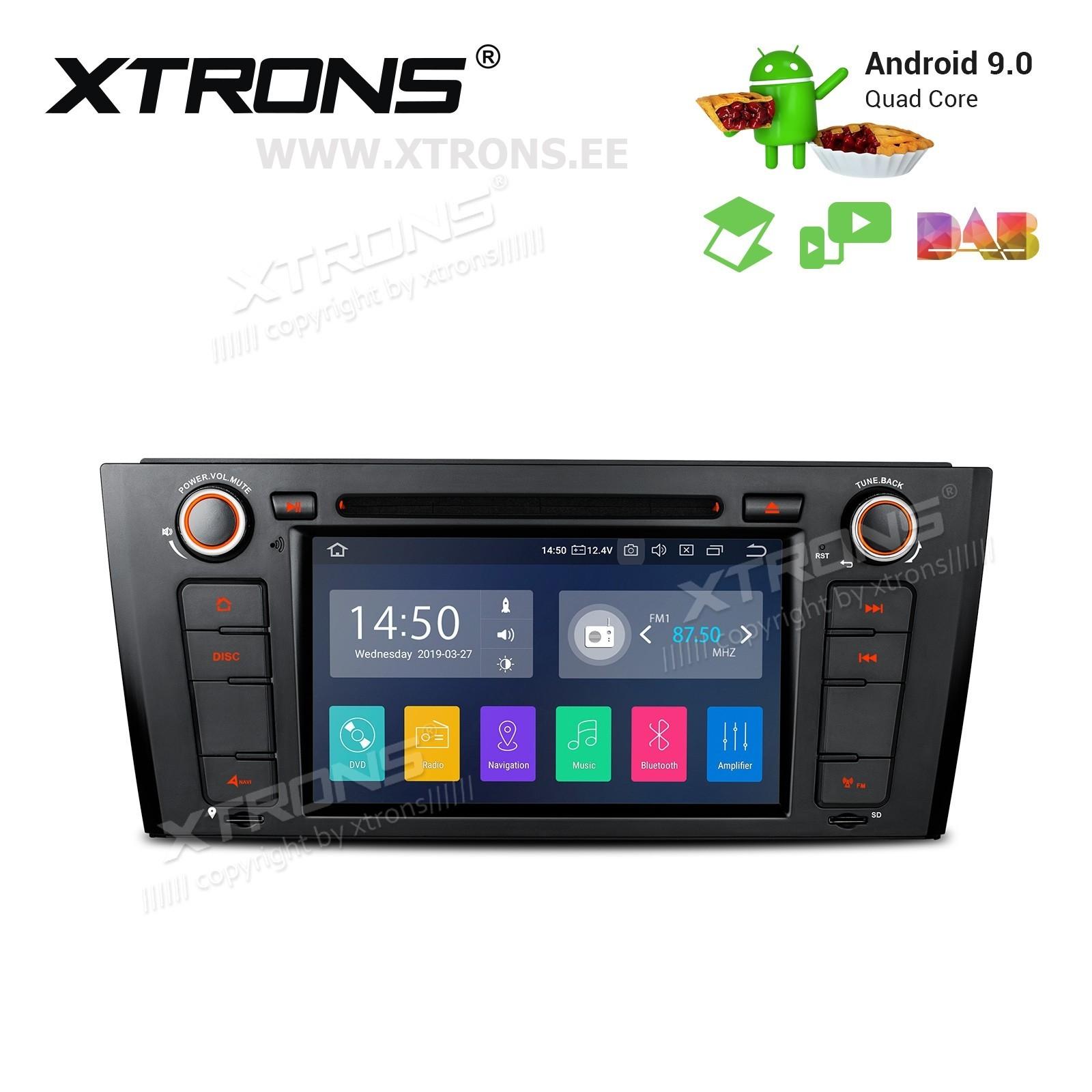 XTRONS PA7981BIP