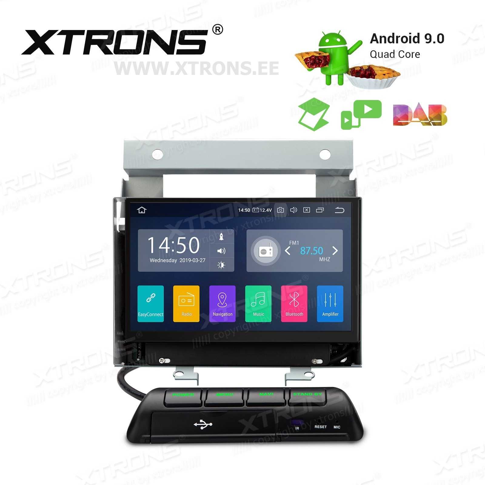 XTRONS PA79DLRIP