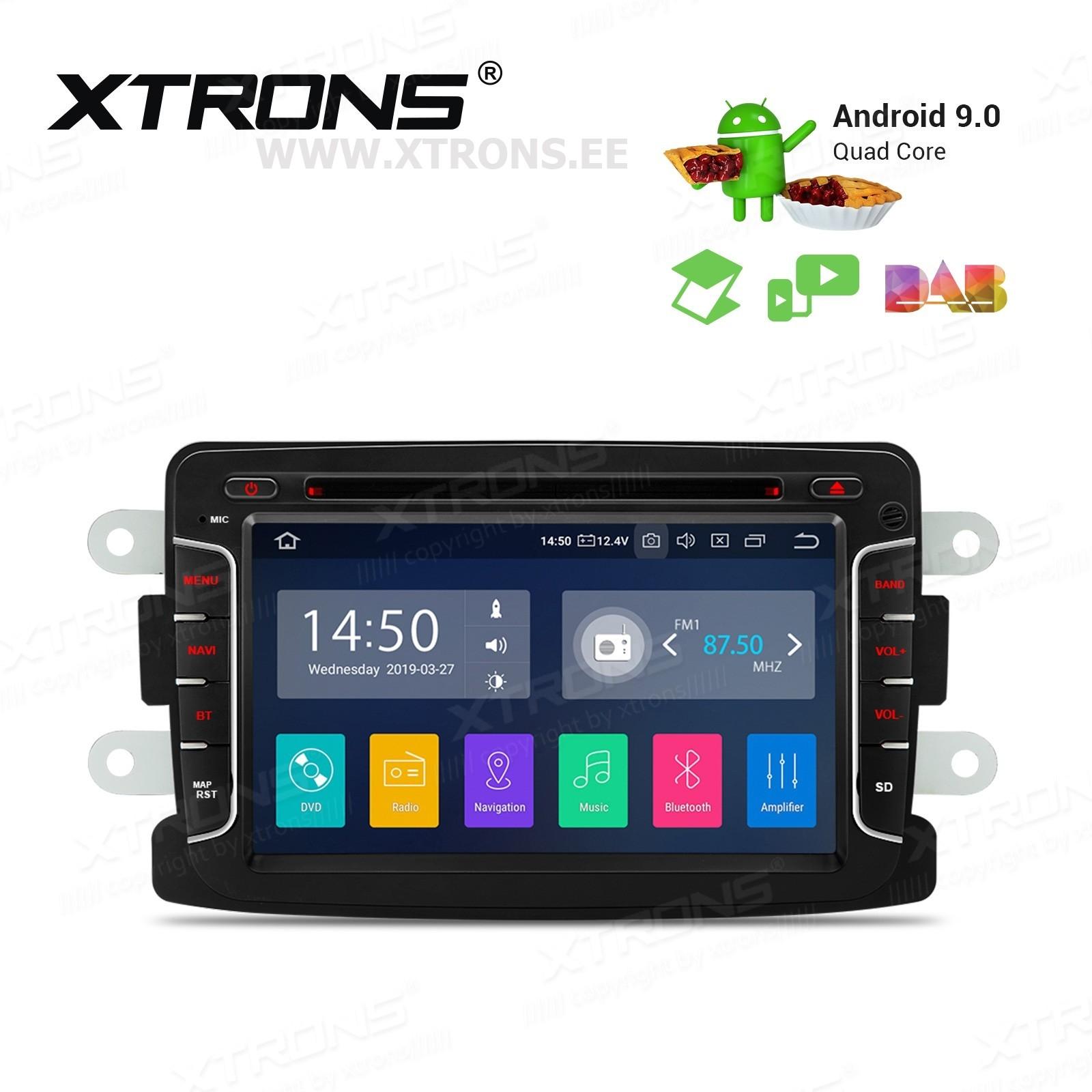 XTRONS PA79DCRIP