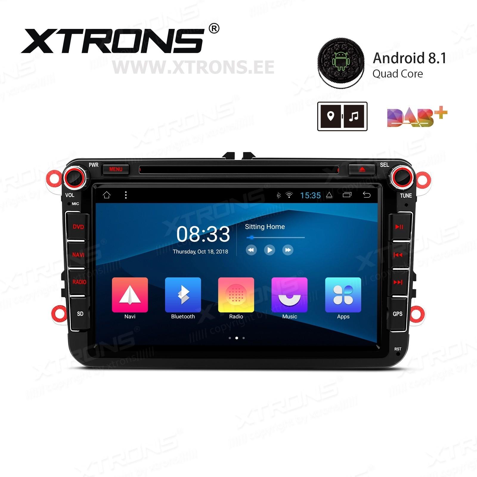 XTRONS PC88MTV