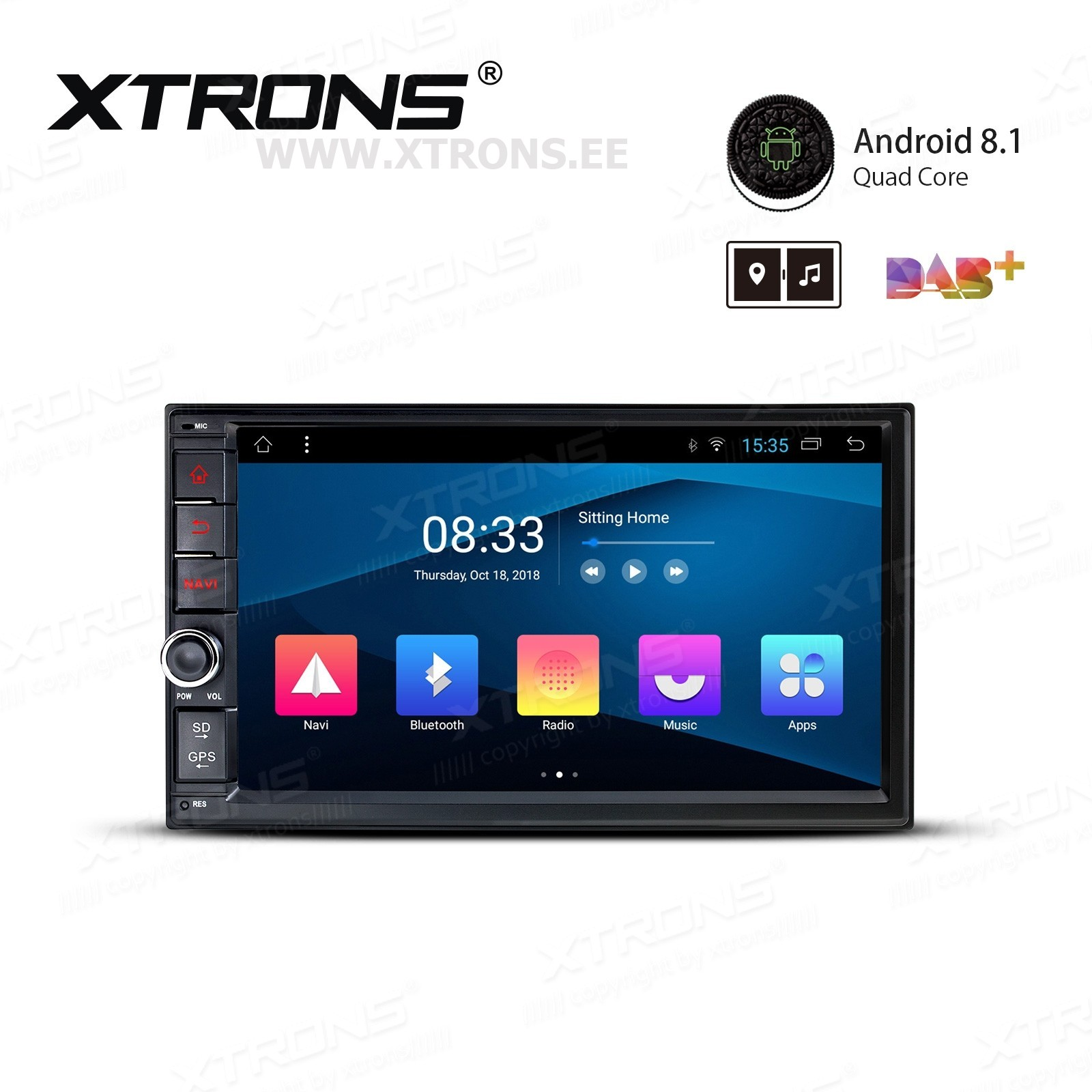 XTRONS TC781L