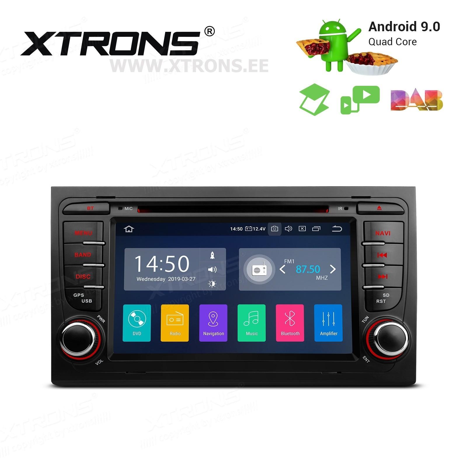 XTRONS PA79AA4IP