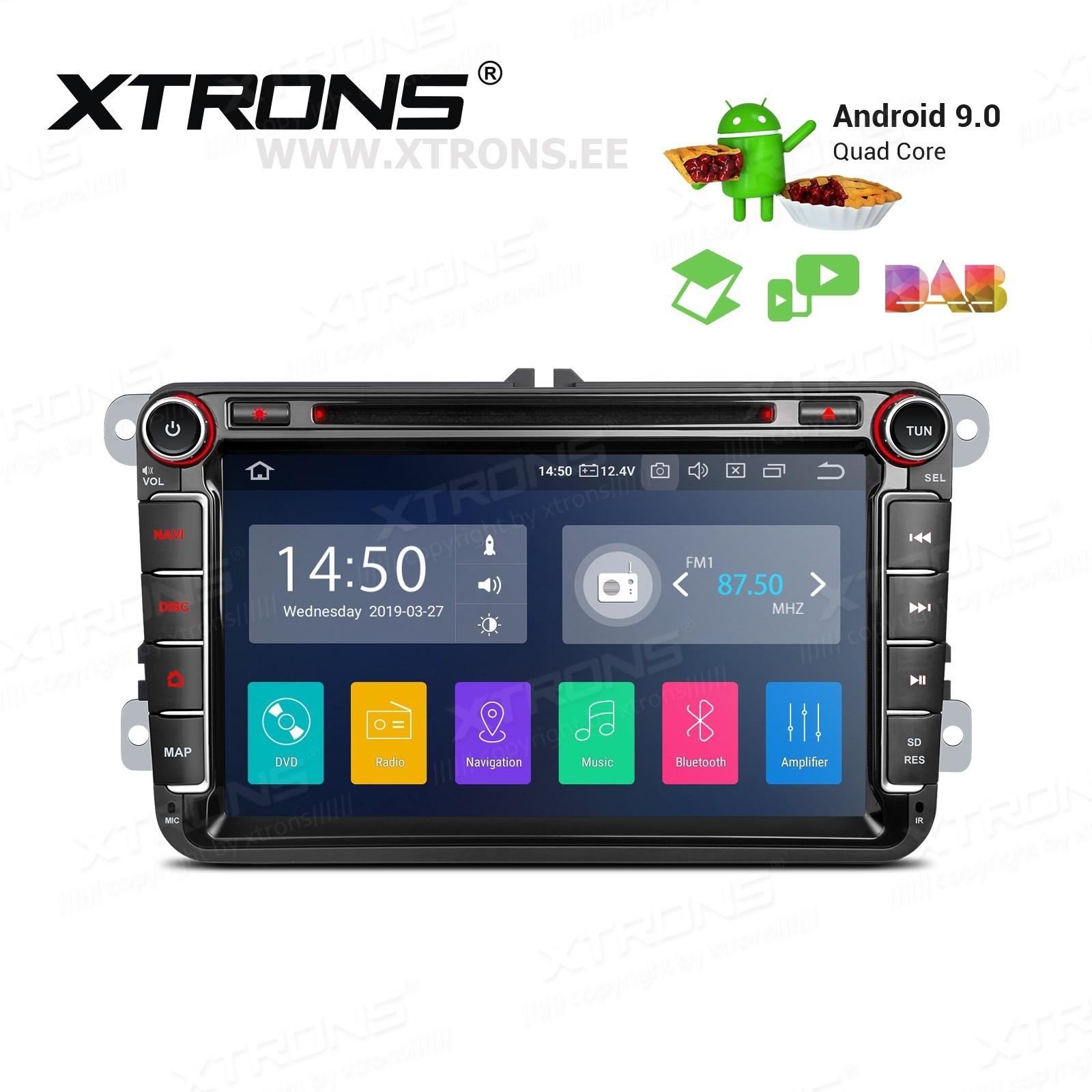 XTRONS PA89UNVIP