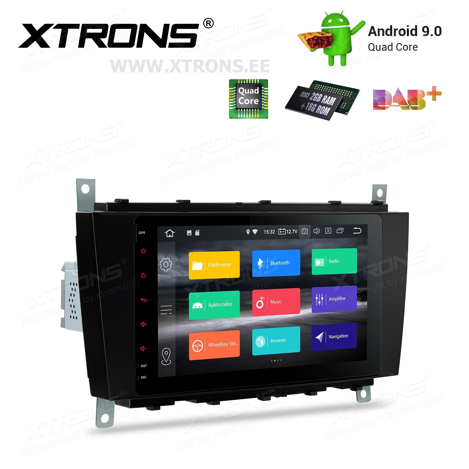 XTRONS IN89M209PL