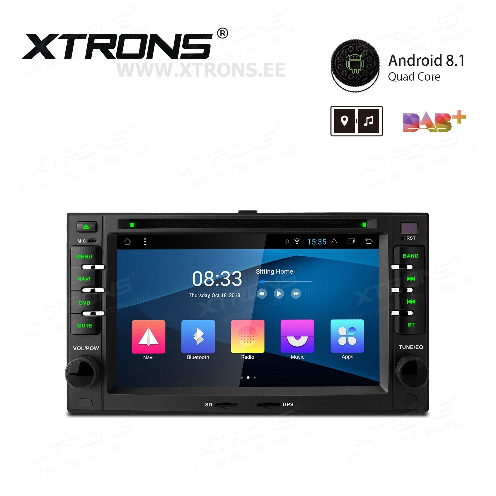 XTRONS PC68UNK