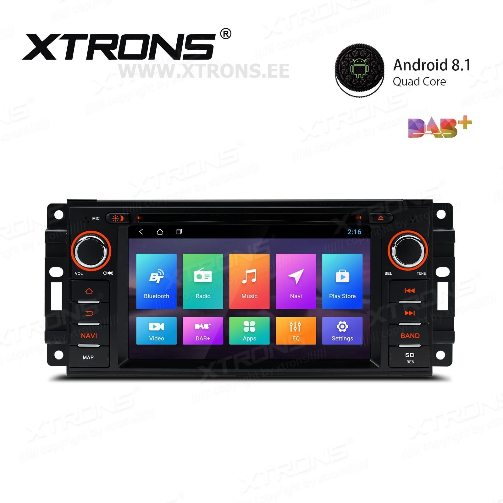 XTRONS PC68WRJ