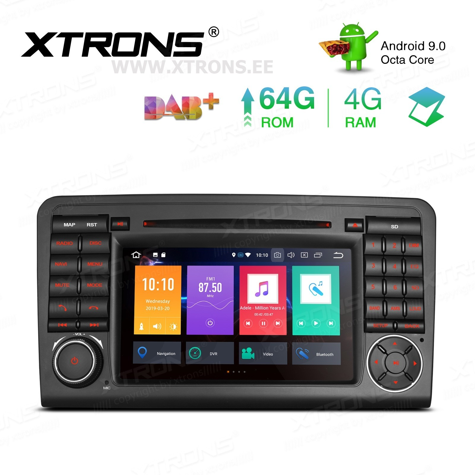 XTRONS PBX79M164