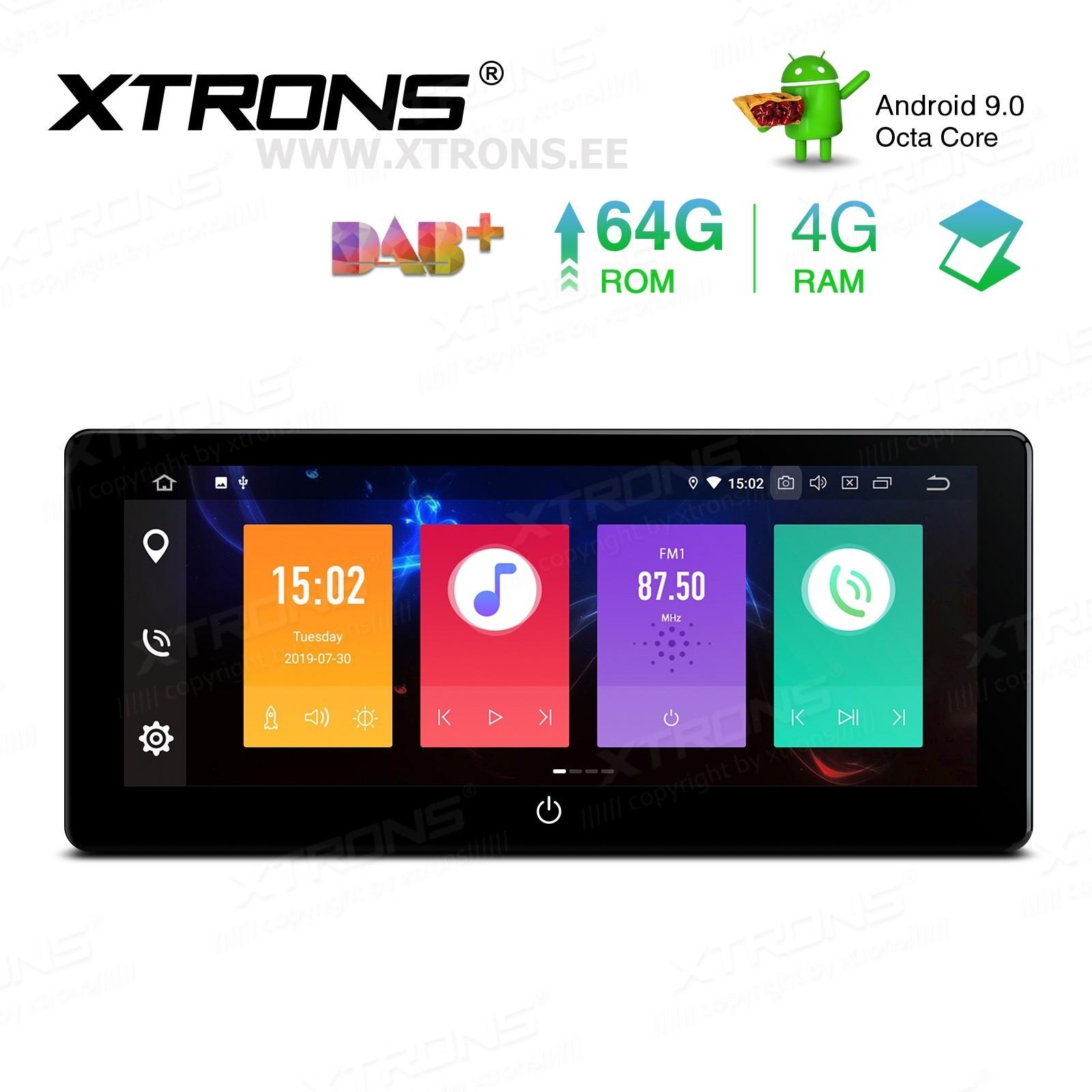 XTRONS TBX125L