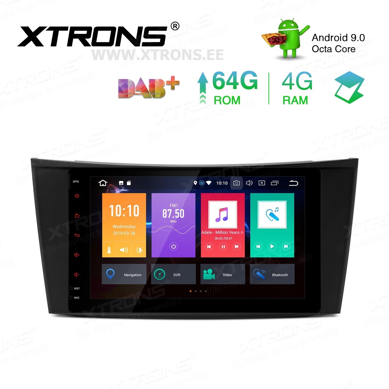 XTRONS PBX89M211L