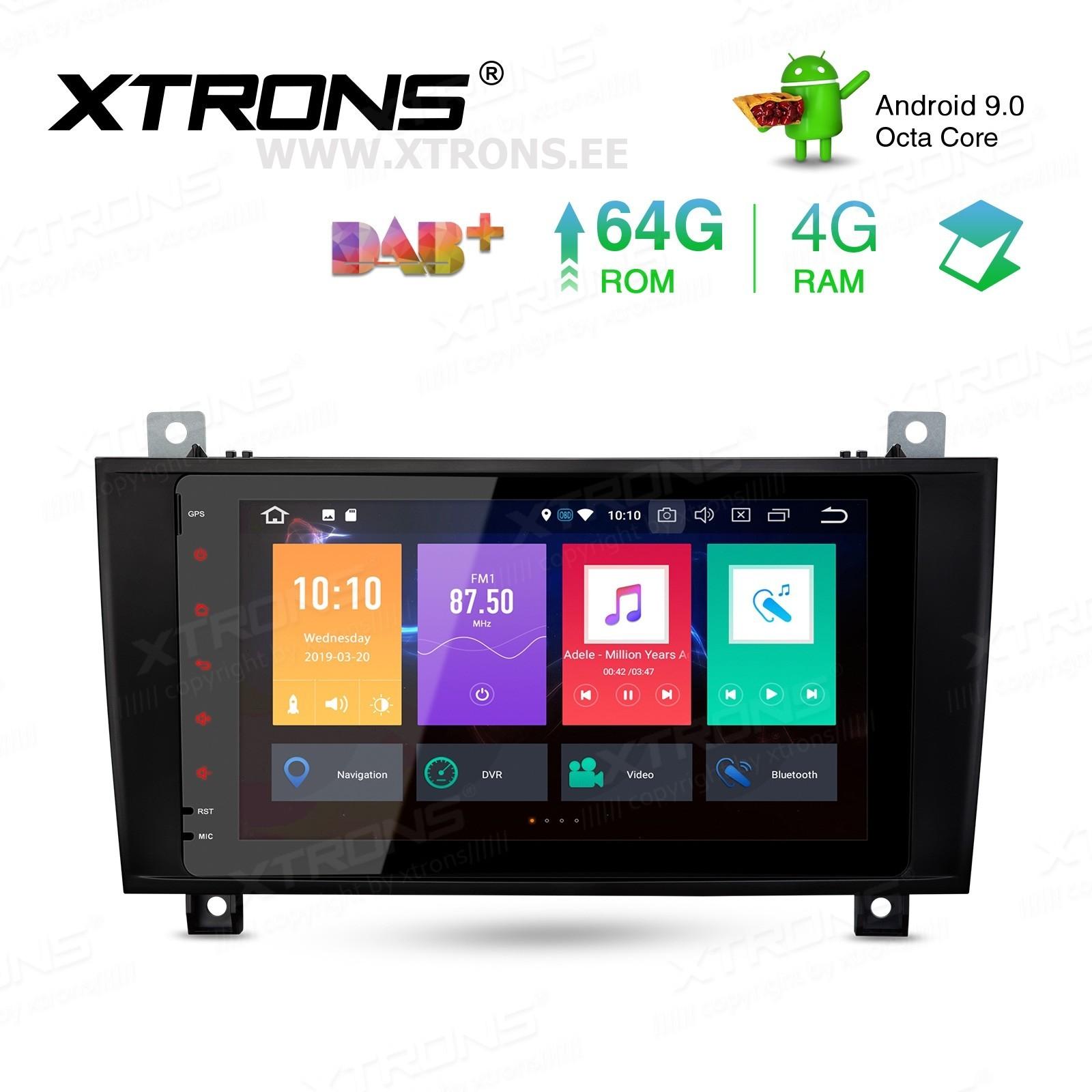 XTRONS PBX89M350L