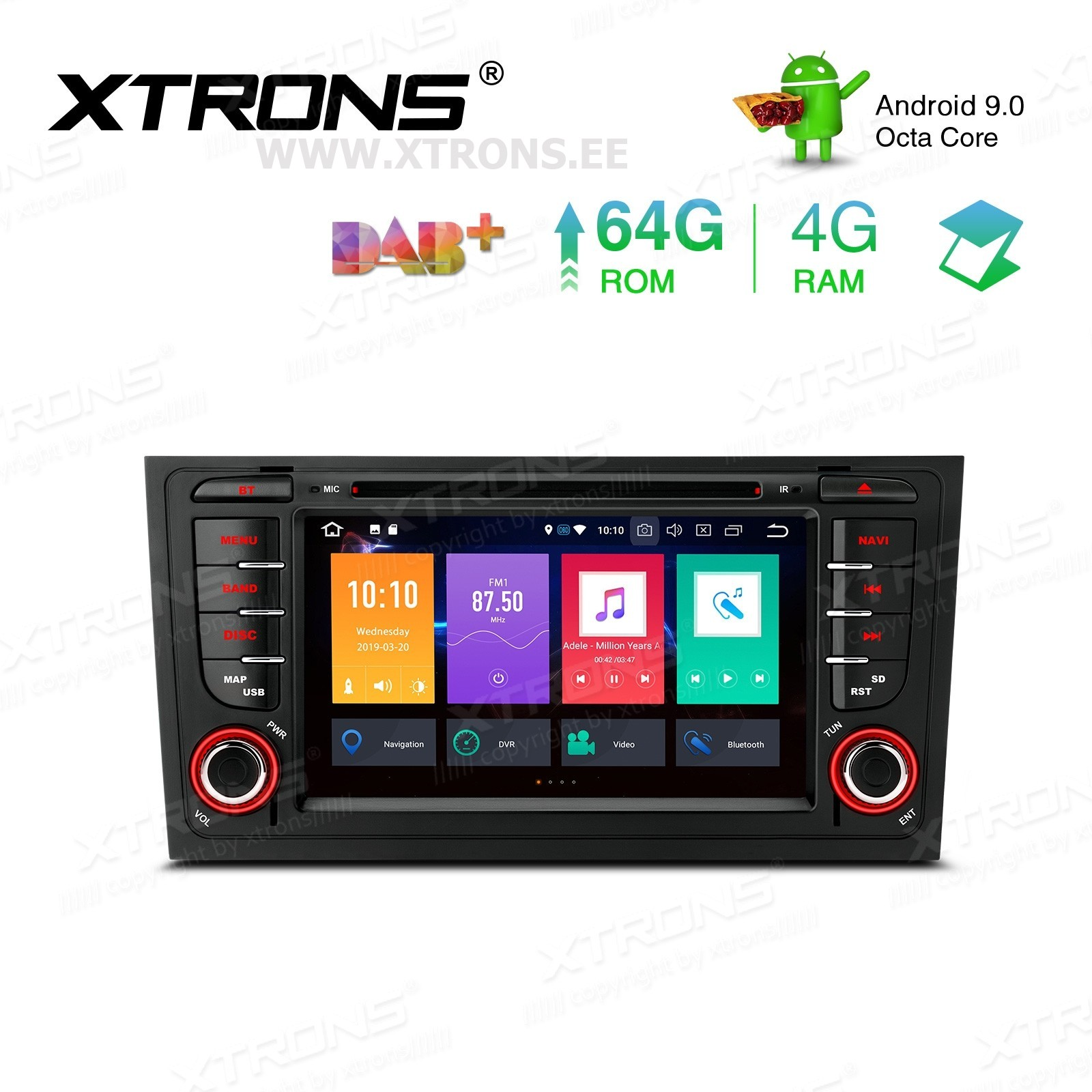 XTRONS PBX79AA6