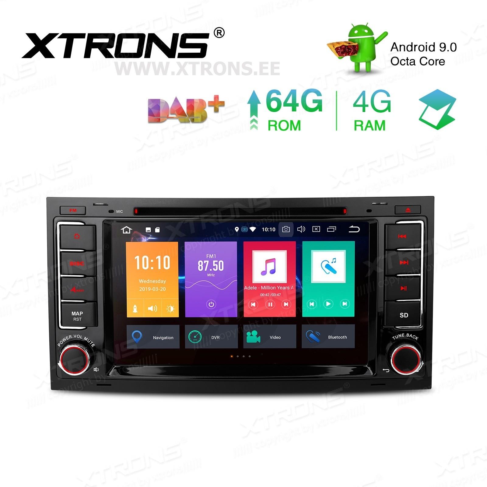 XTRONS PBX79TRV