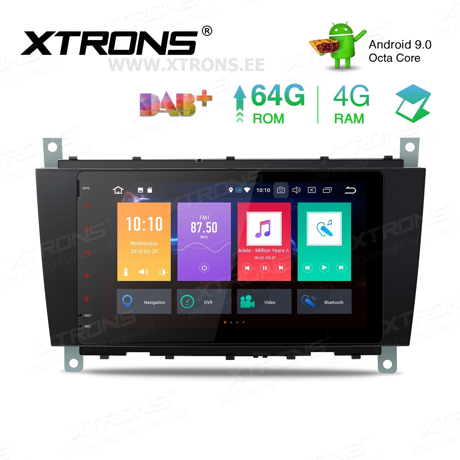 XTRONS PBX89M209L
