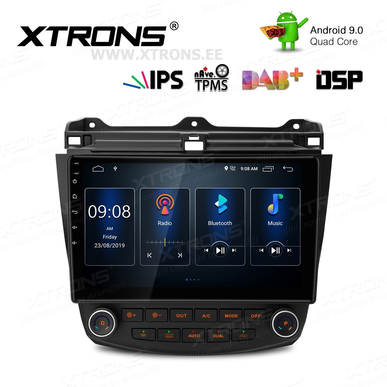XTRONS PST19ACH_L