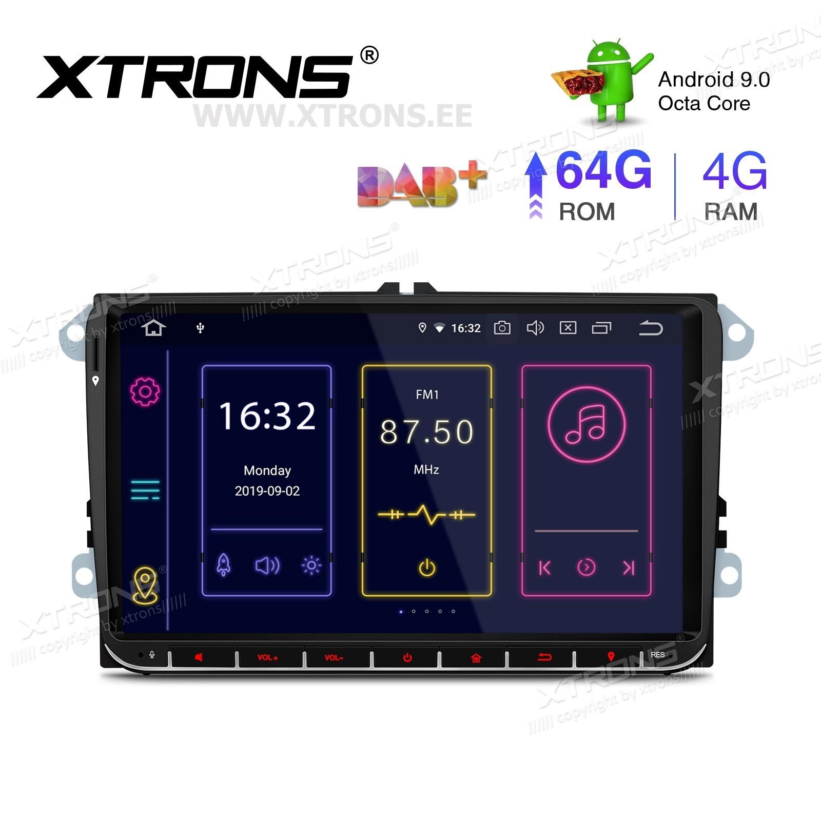 XTRONS IB99MTVPL