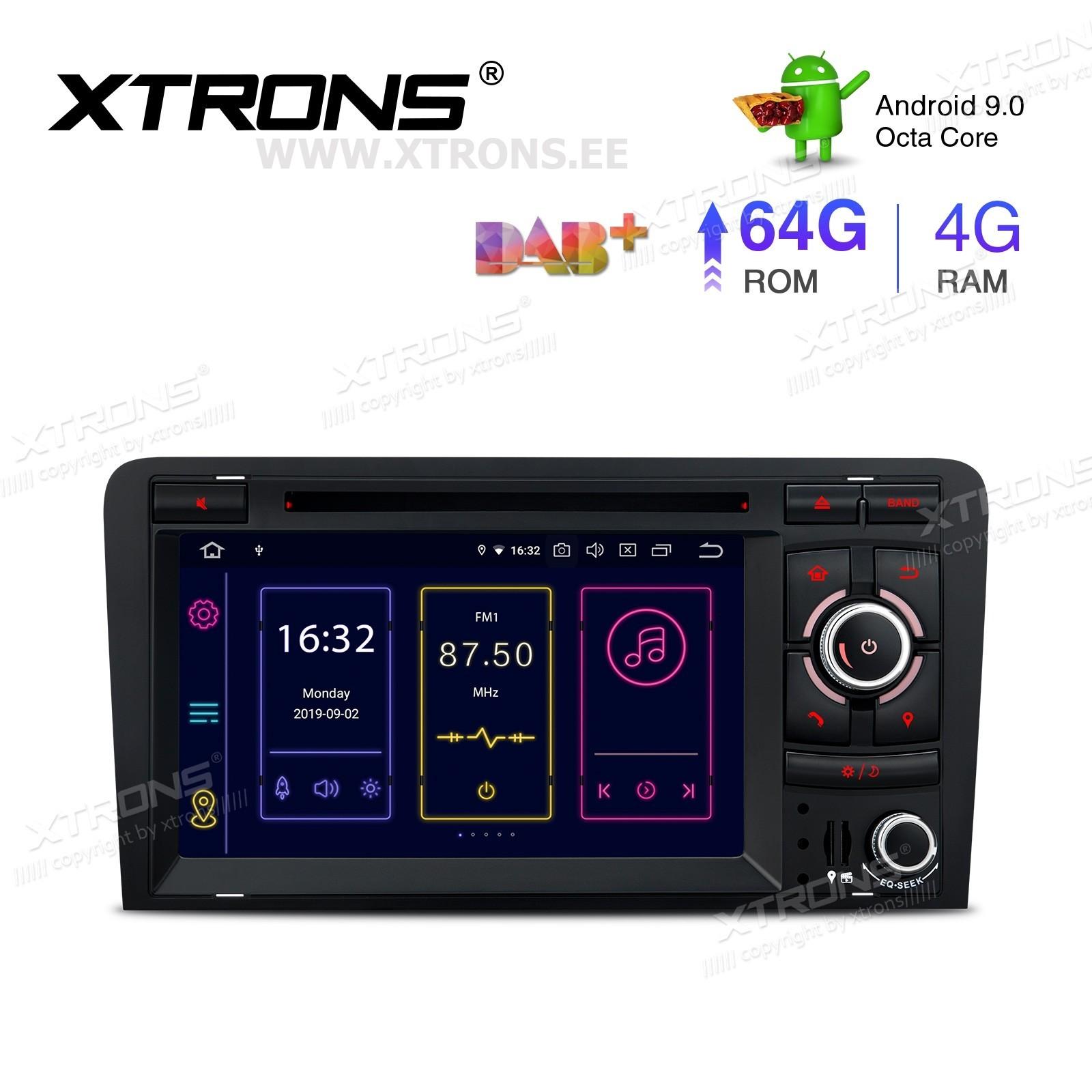 XTRONS IB79AA3RP