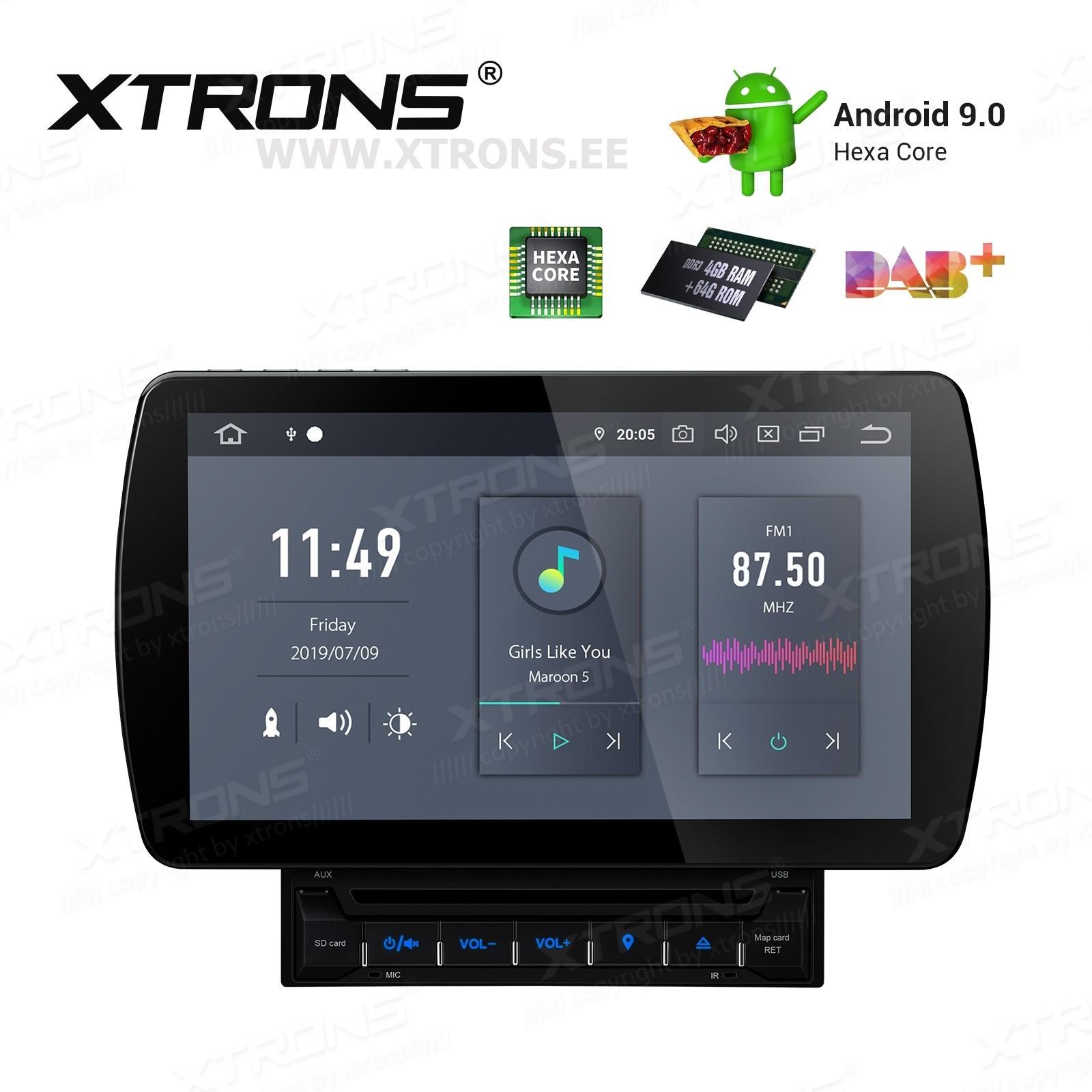 XTRONS TQ109P