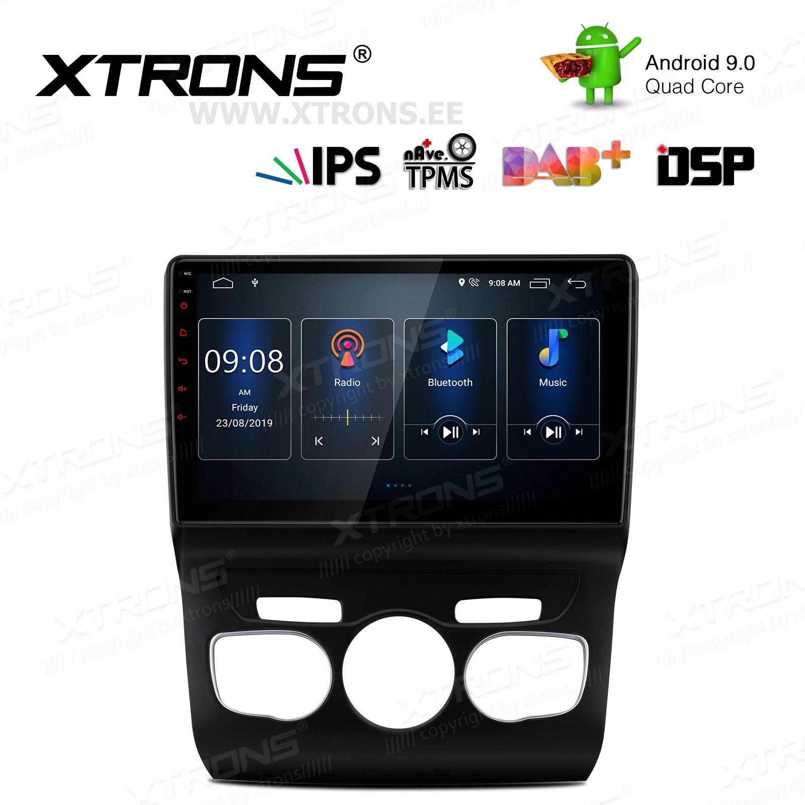 XTRONS PST19C4C