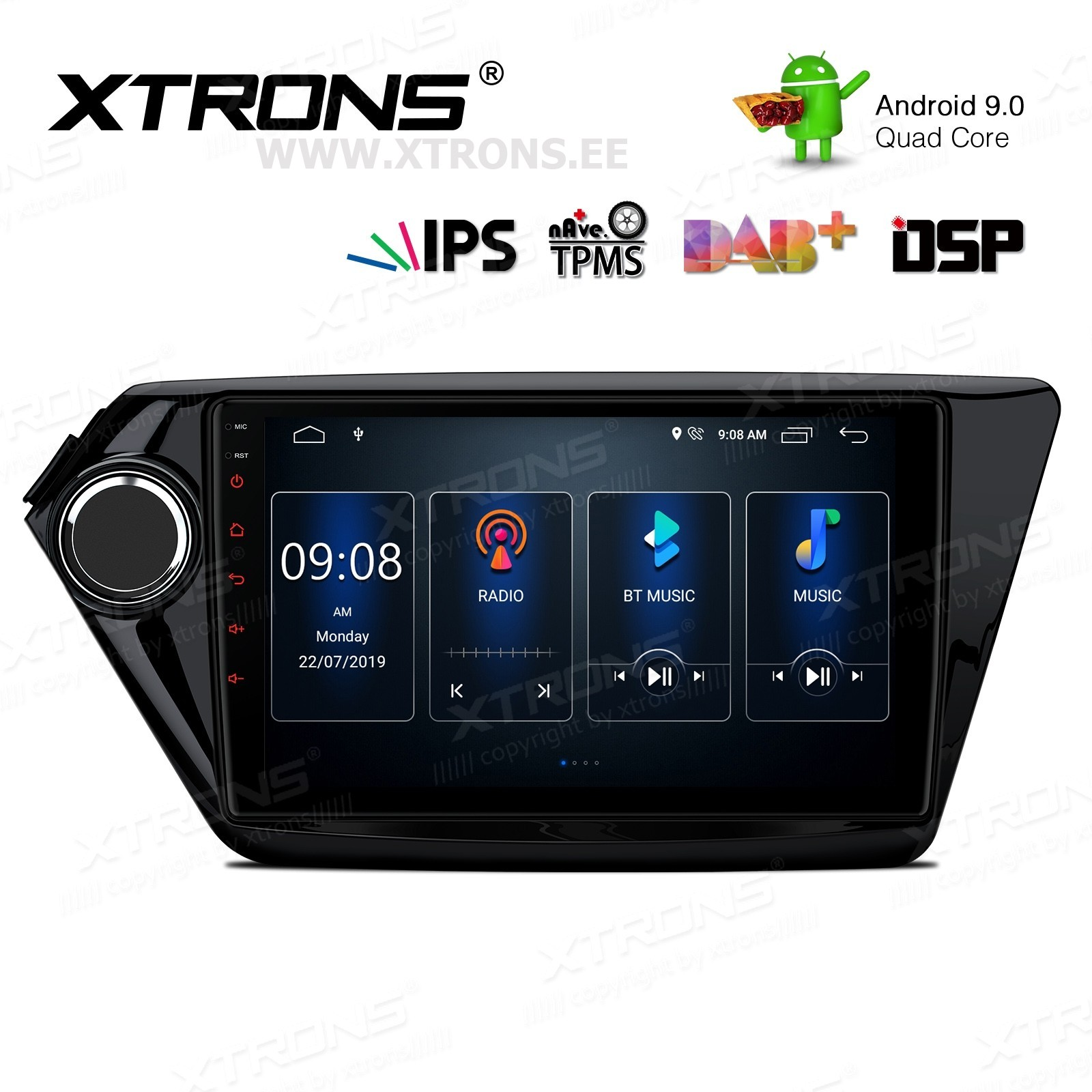 XTRONS PST99RO3K